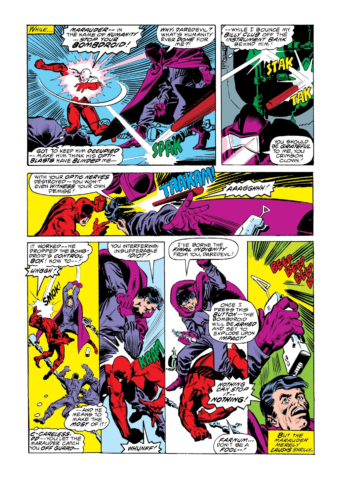 Read online Marvel Masterworks: The Spectacular Spider-Man comic -  Issue # TPB 2 (Part 3) - 31