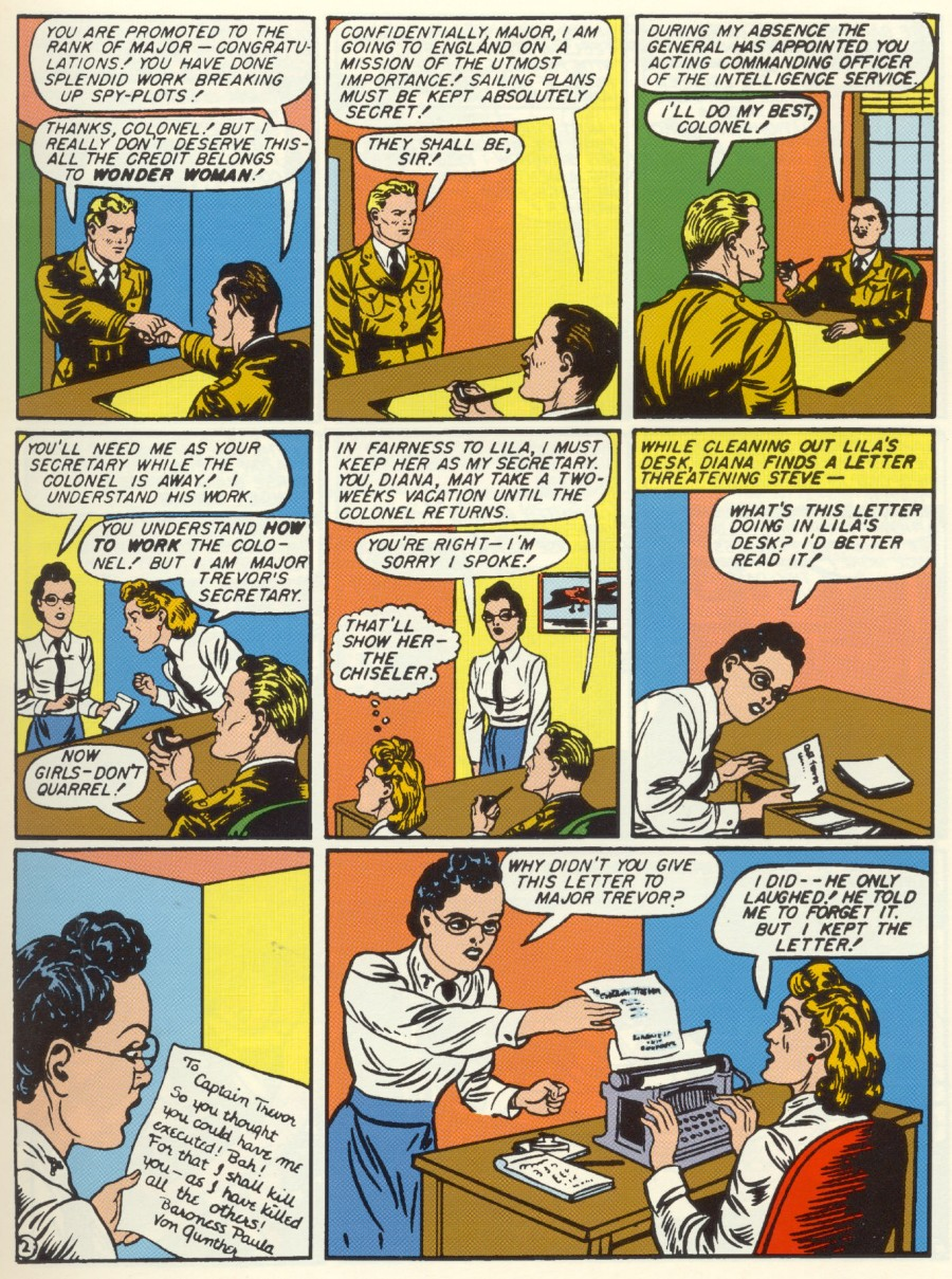 Read online Sensation (Mystery) Comics comic -  Issue #6 - 4