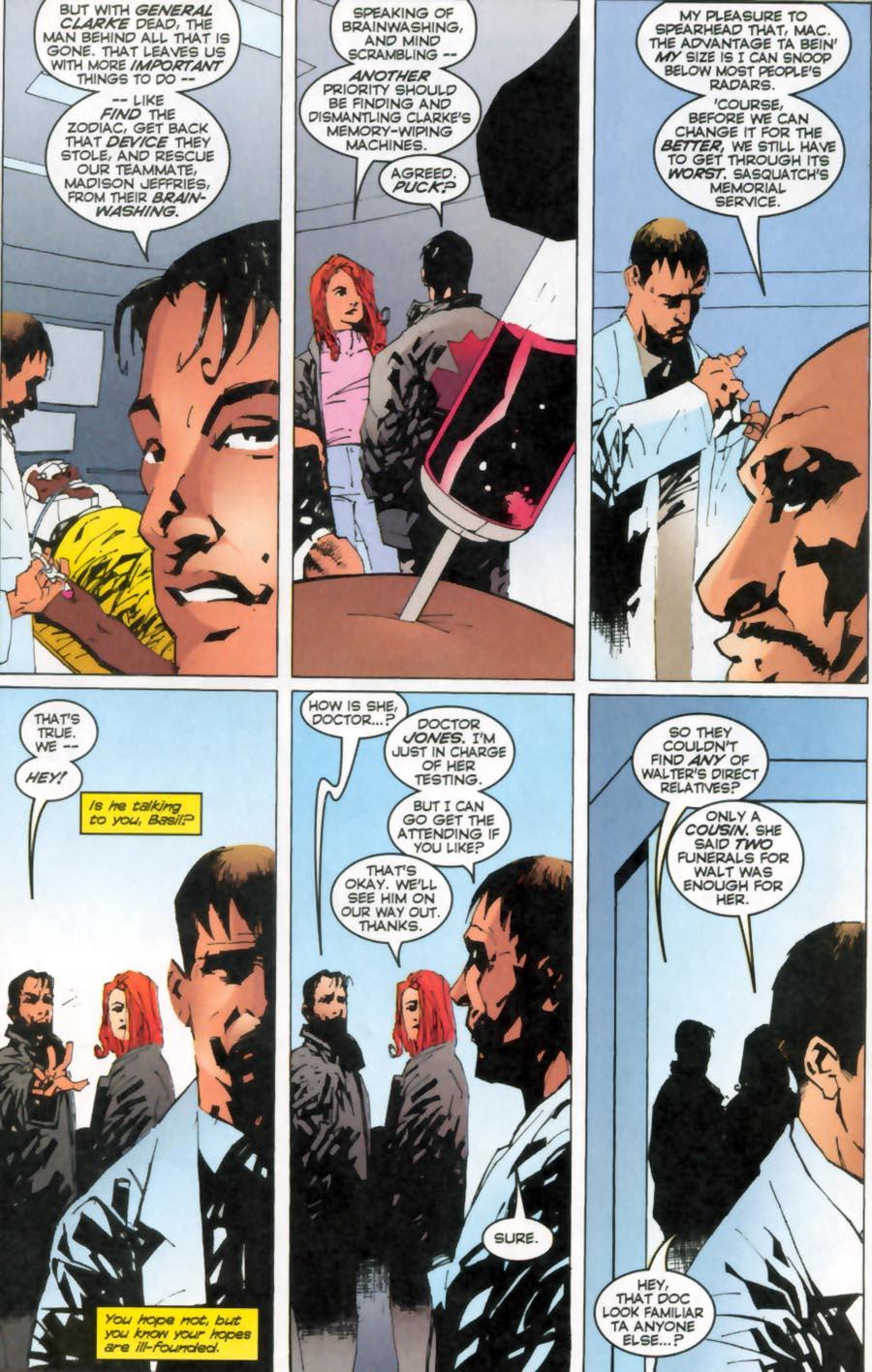 Read online Alpha Flight (1997) comic -  Issue #13 - 15