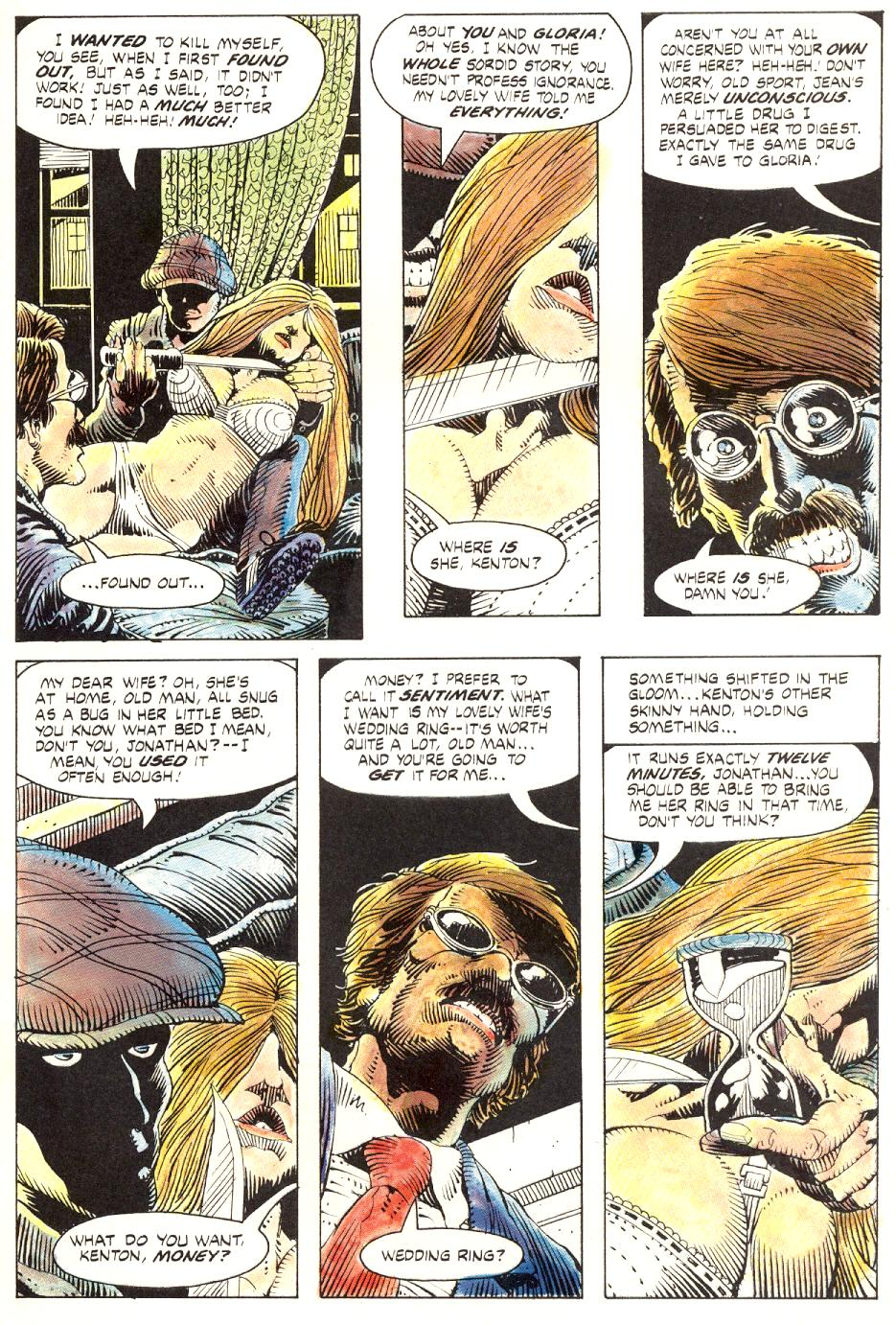 Read online Twisted Tales (1982) comic -  Issue #4 - 14