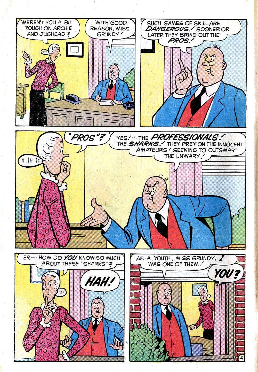 Read online Archie (1960) comic -  Issue #235 - 6