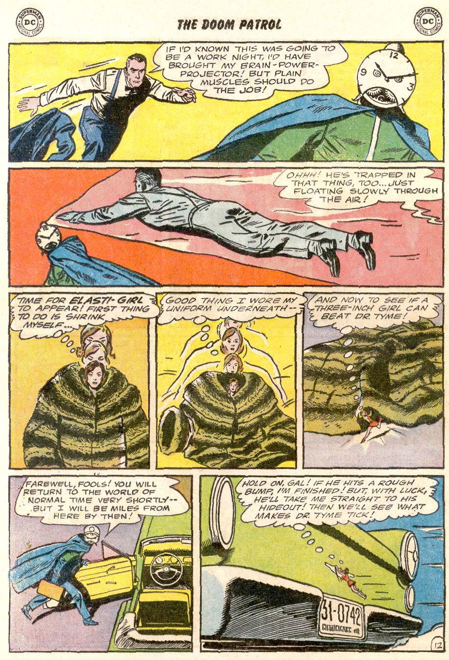 Doom Patrol (1964) issue 92 - Page 16