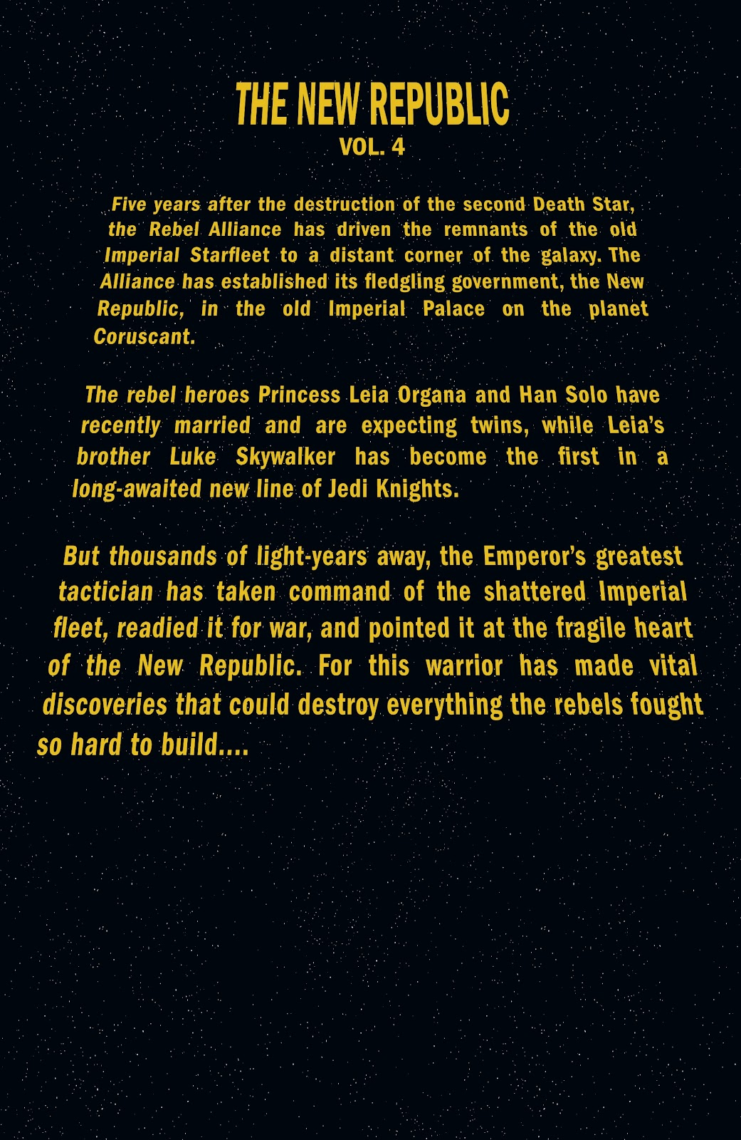 Read online Star Wars Legends: The New Republic - Epic Collection comic -  Issue # TPB 4 (Part 1) - 5