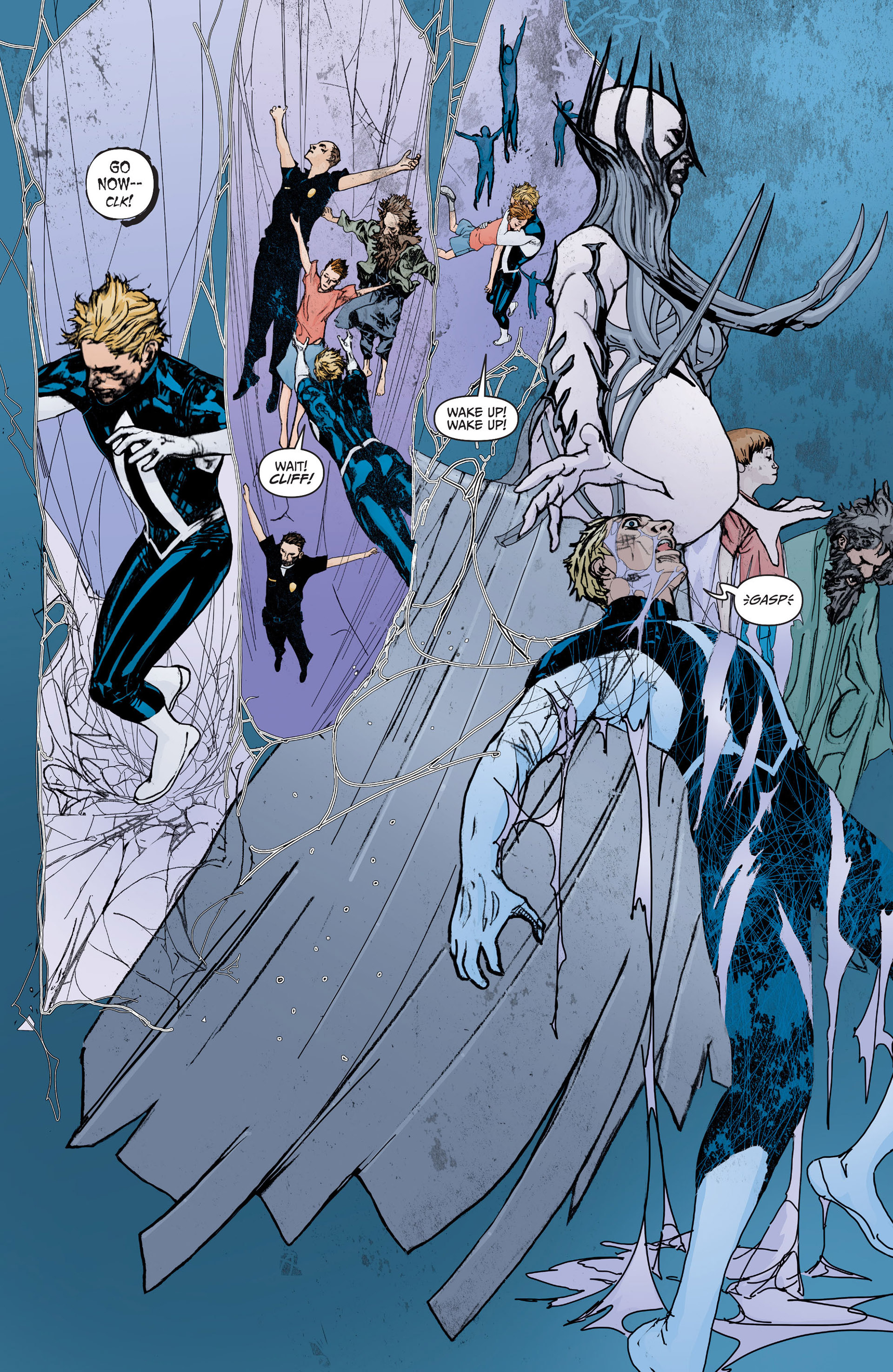 Read online Animal Man (2011) comic -  Issue #Animal Man (2011) _Annual 2 - 26