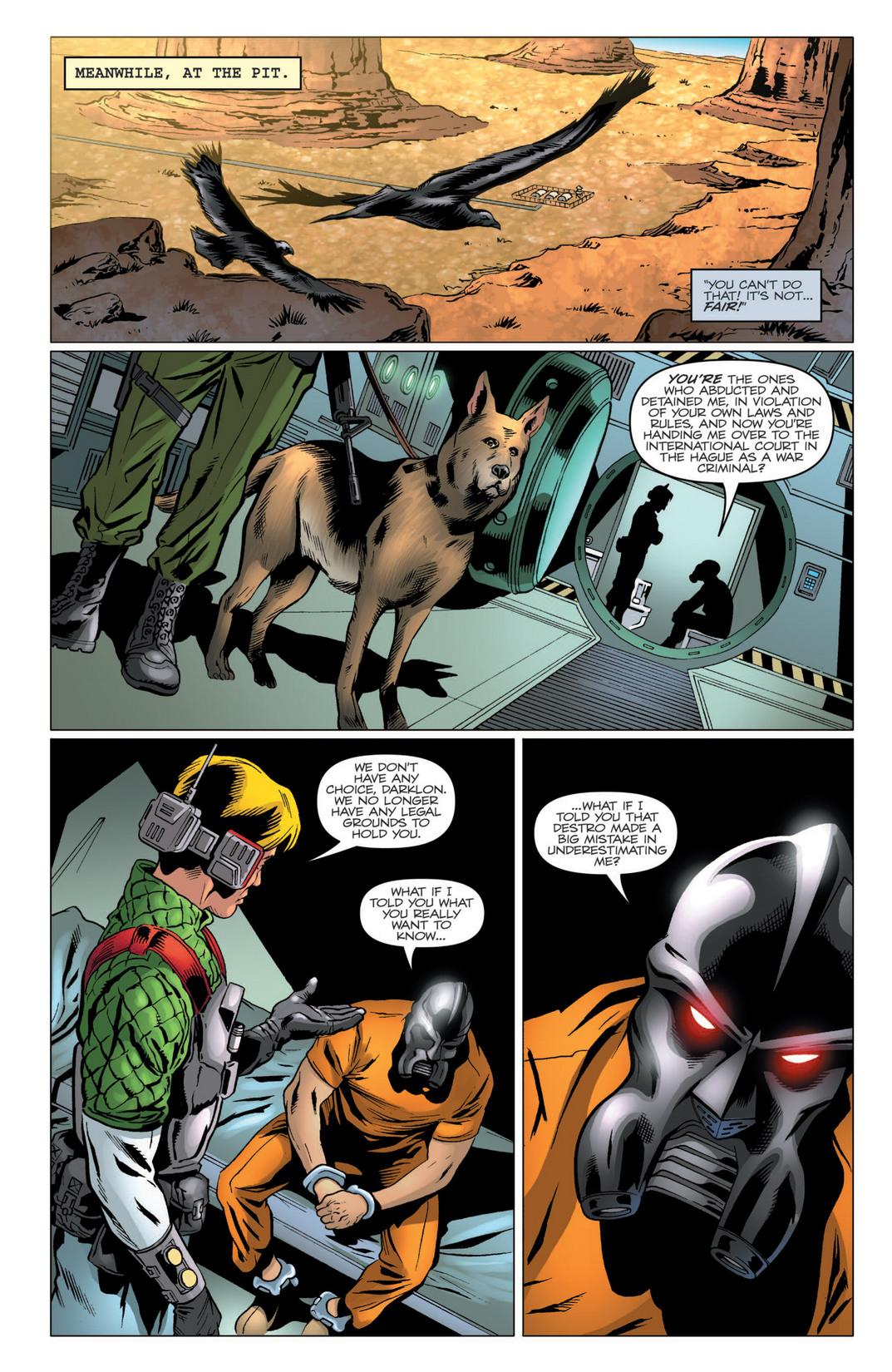 G.I. Joe: A Real American Hero 180 Page 22