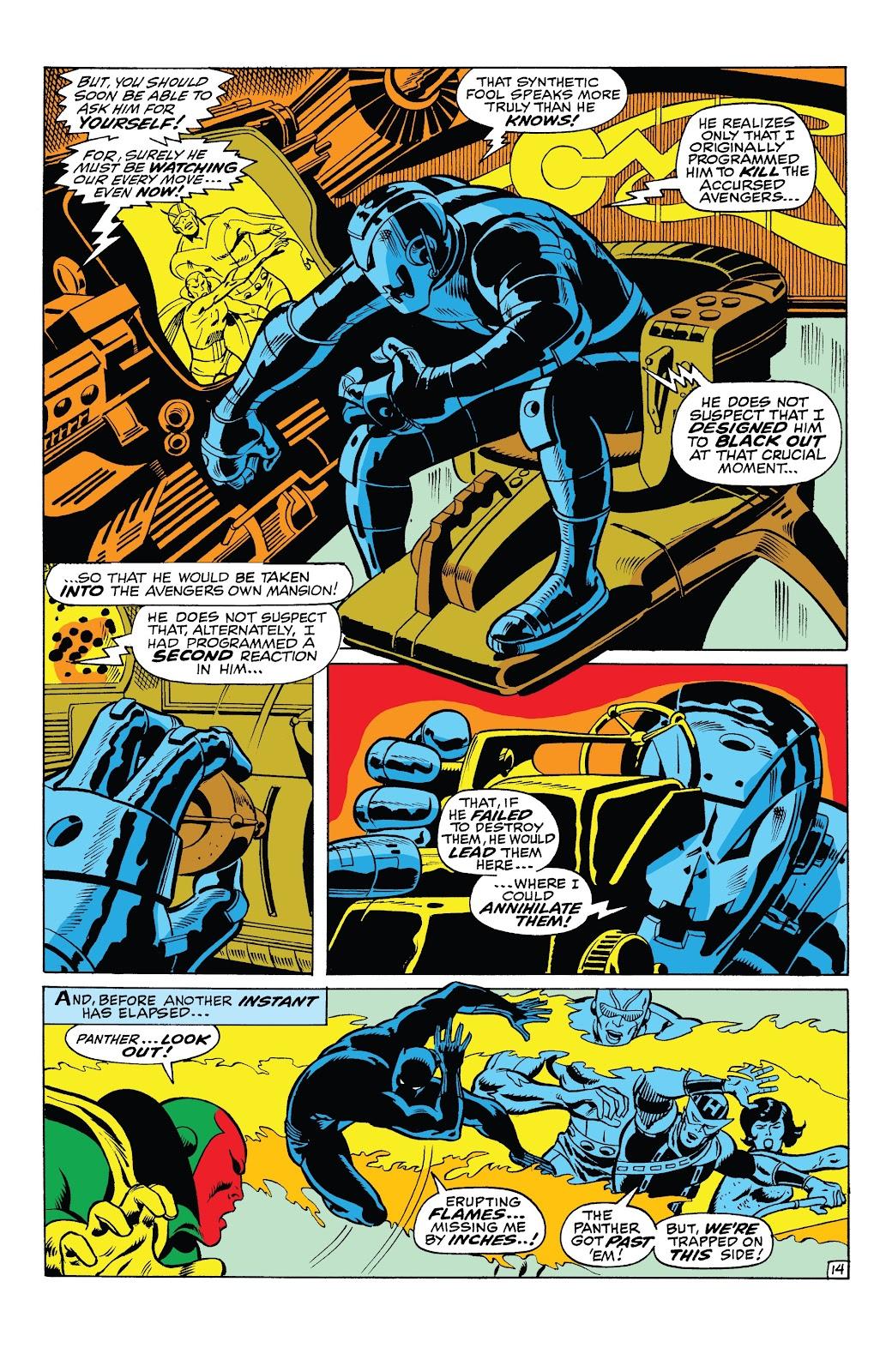 Read online Marvel Tales: Avengers comic -  Issue # Full - 40