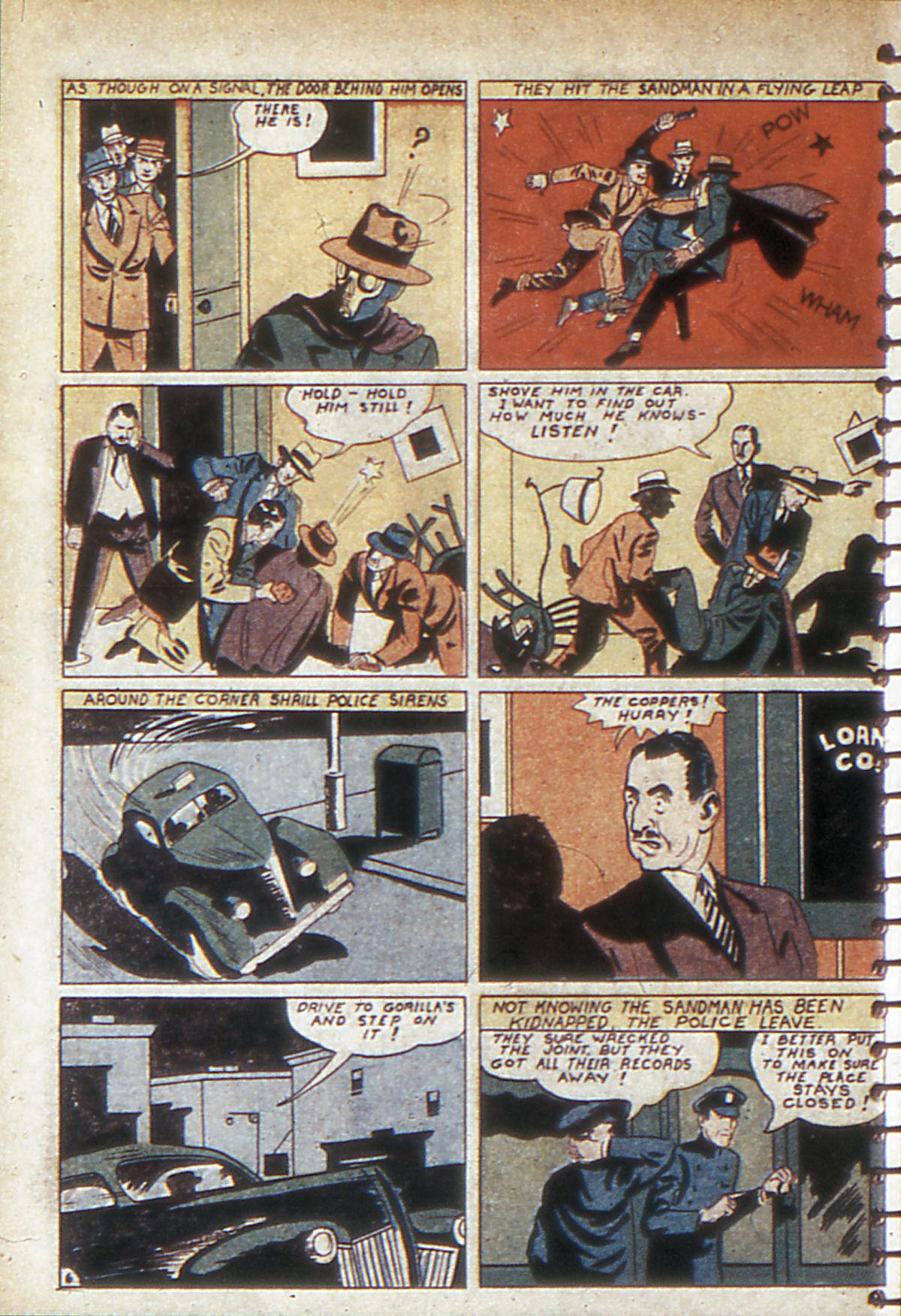 Read online Adventure Comics (1938) comic -  Issue #53 - 63