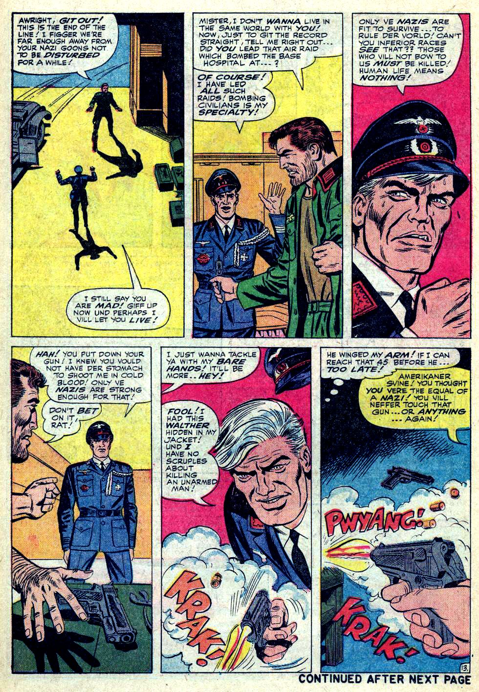 Read online Sgt. Fury comic -  Issue #19 - 18