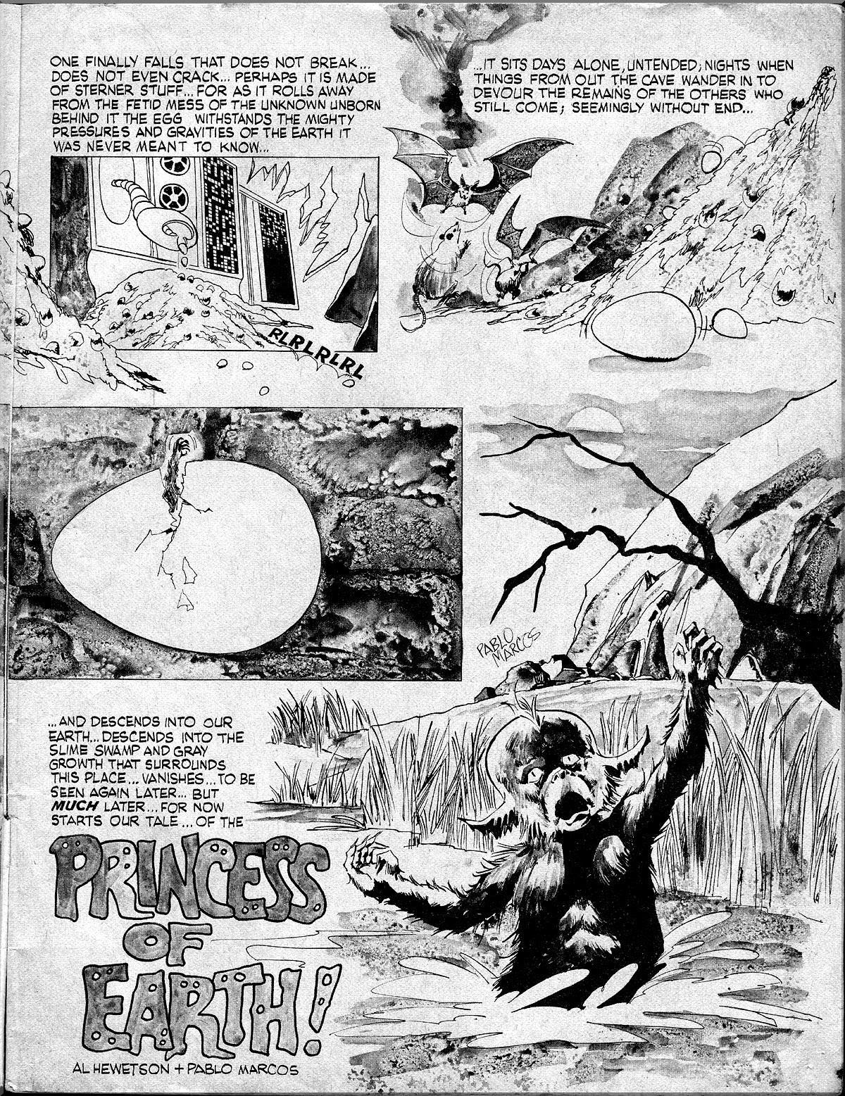 Nightmare (1970) issue 10 - Page 5