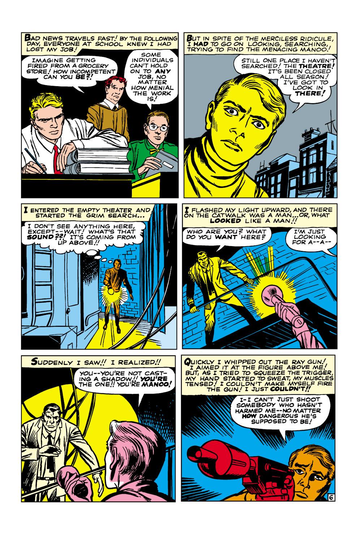 Read online Amazing Adventures (1961) comic -  Issue #2 - 8