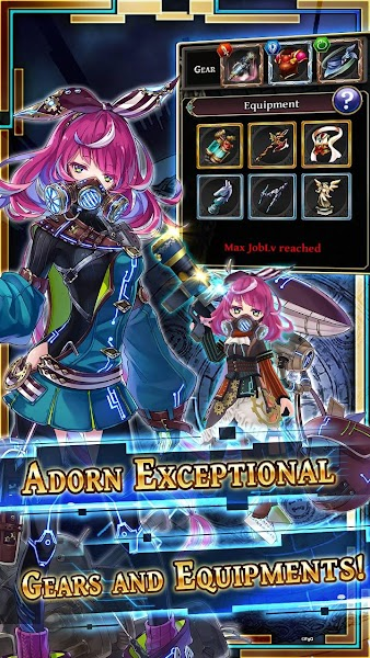 THE ALCHEMIST CODE Screenshot 04