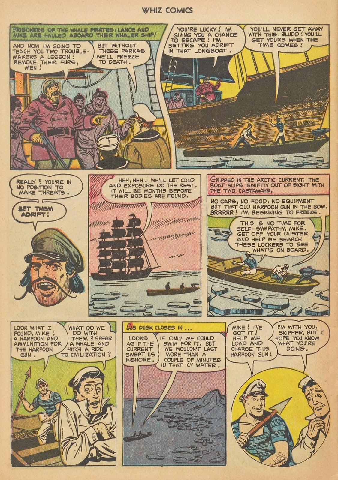 Read online WHIZ Comics comic -  Issue #153 - 32