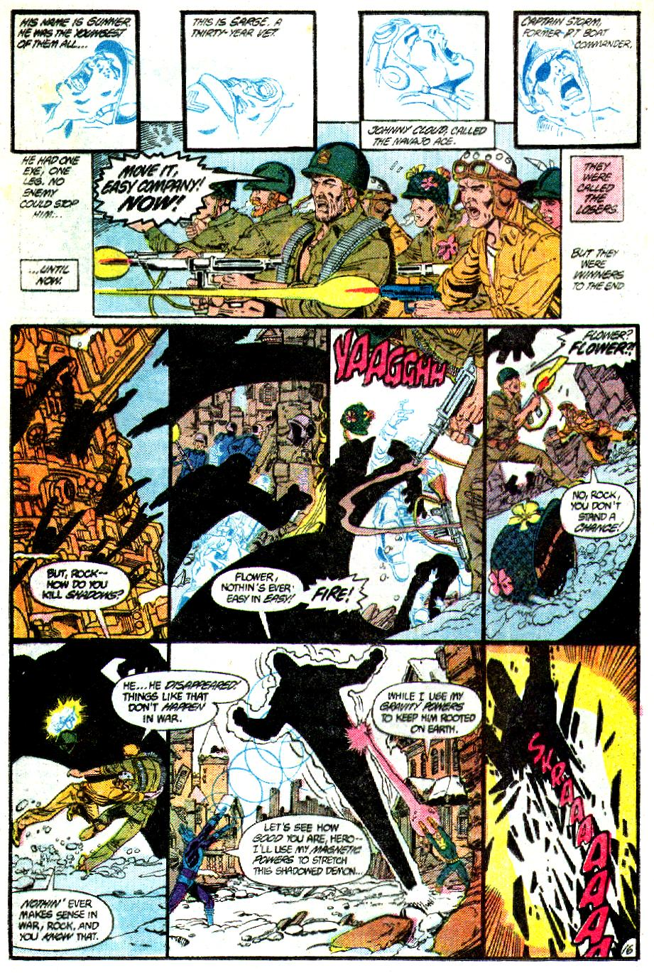 Read online Crisis on Infinite Earths (1985) comic -  Issue #3 - 17
