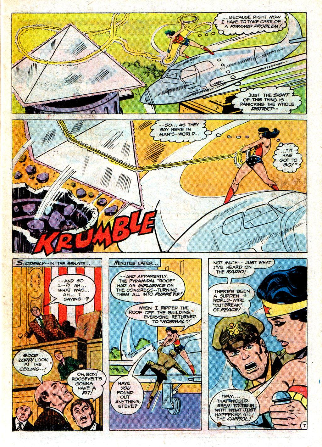 Read online Wonder Woman (1942) comic -  Issue #231 - 11