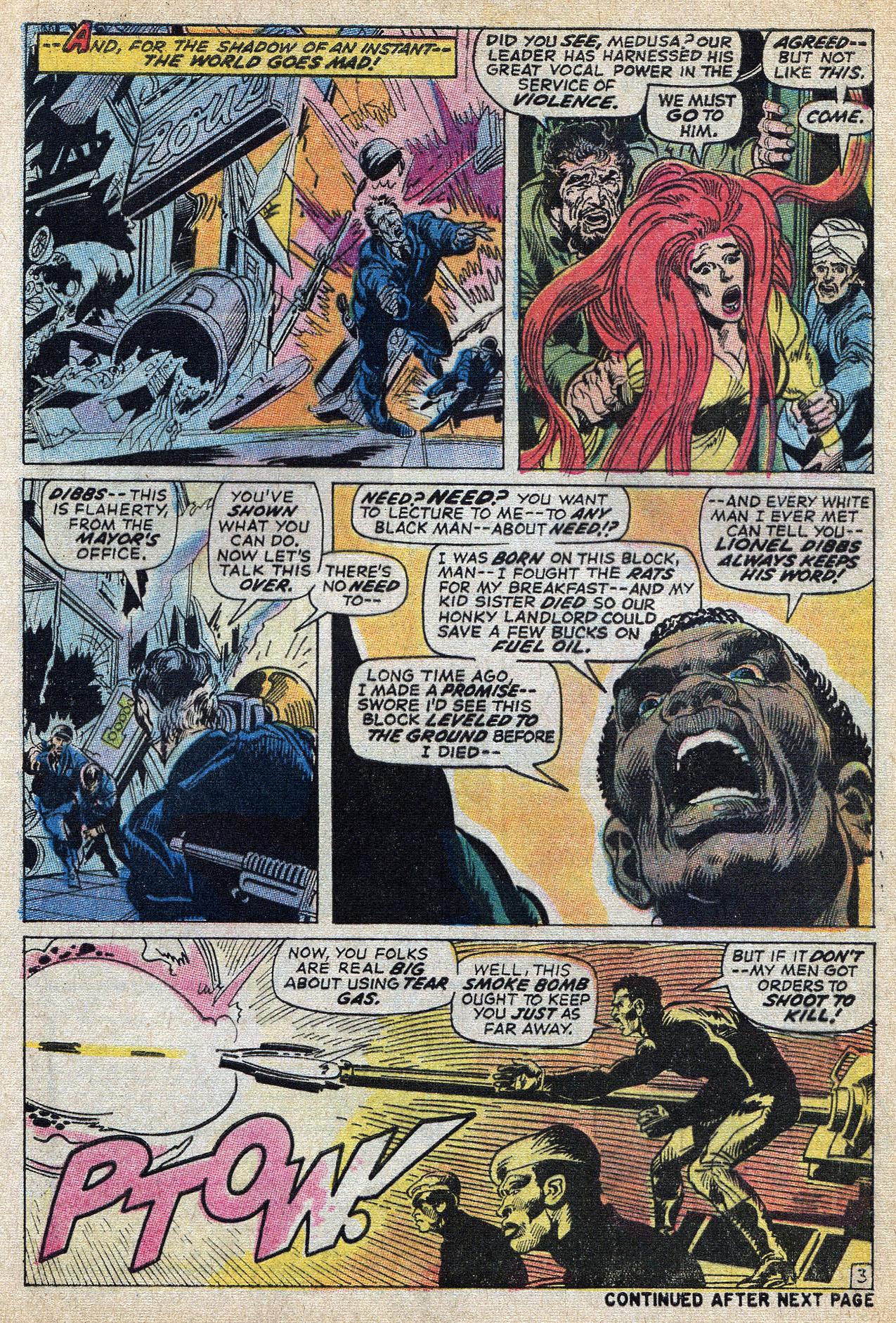 Read online Amazing Adventures (1970) comic -  Issue #8 - 5