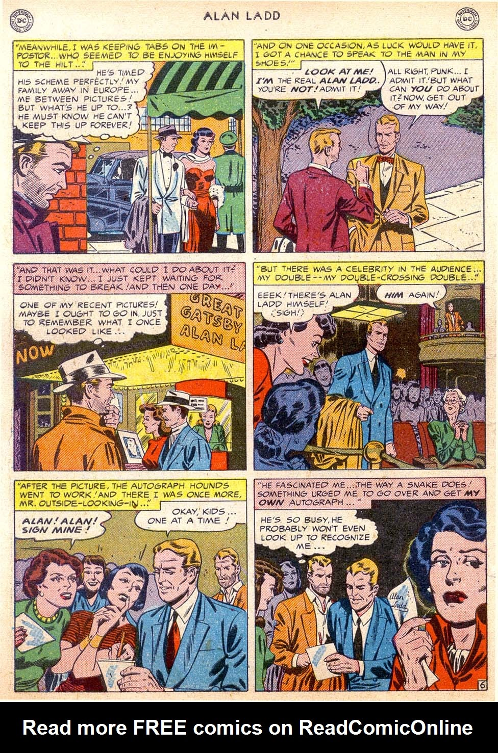 Adventures of Alan Ladd issue 4 - Page 8