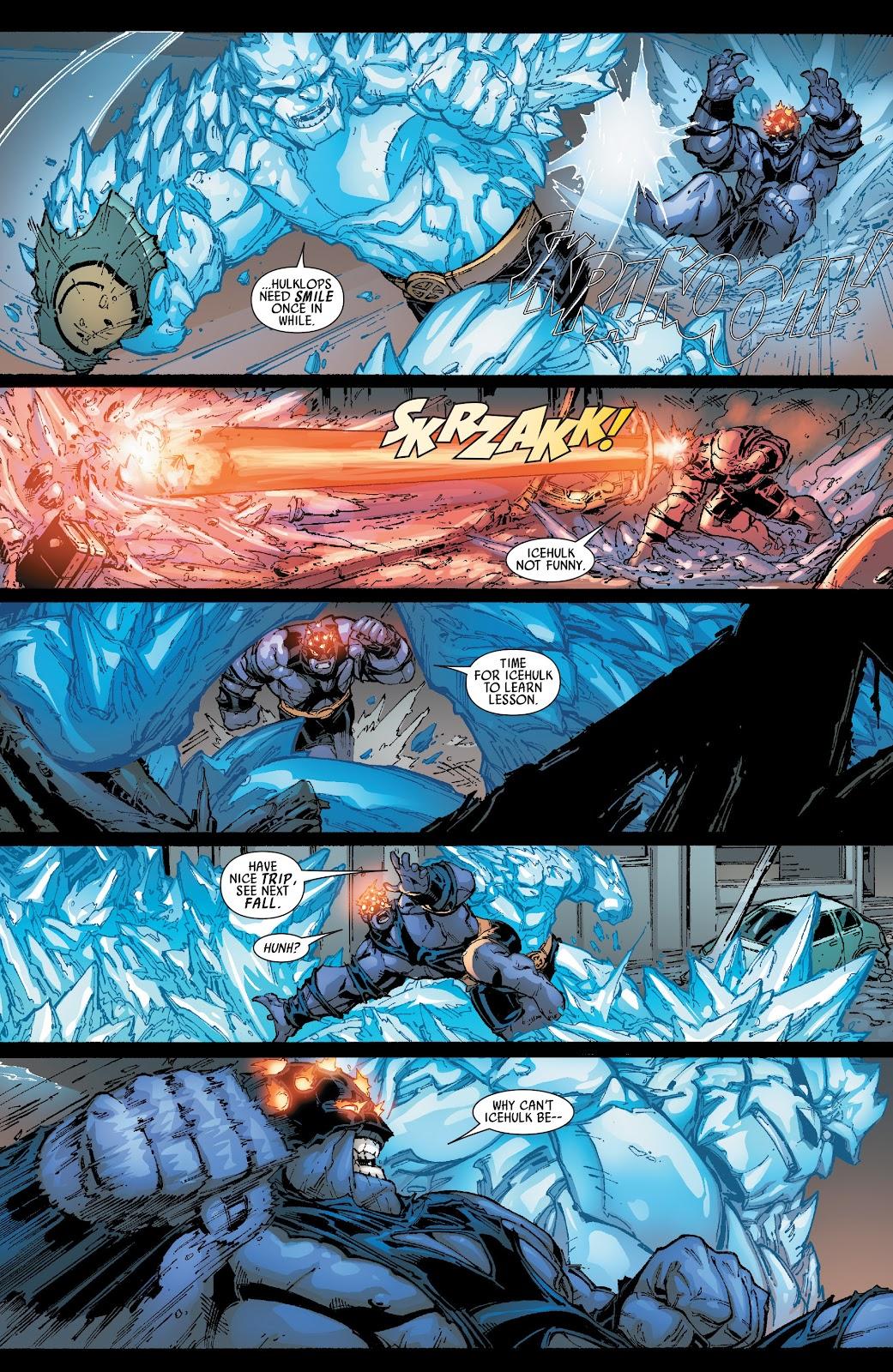 World War Hulks: Spider-Man vs. Thor Issue #1 #1 - English 28