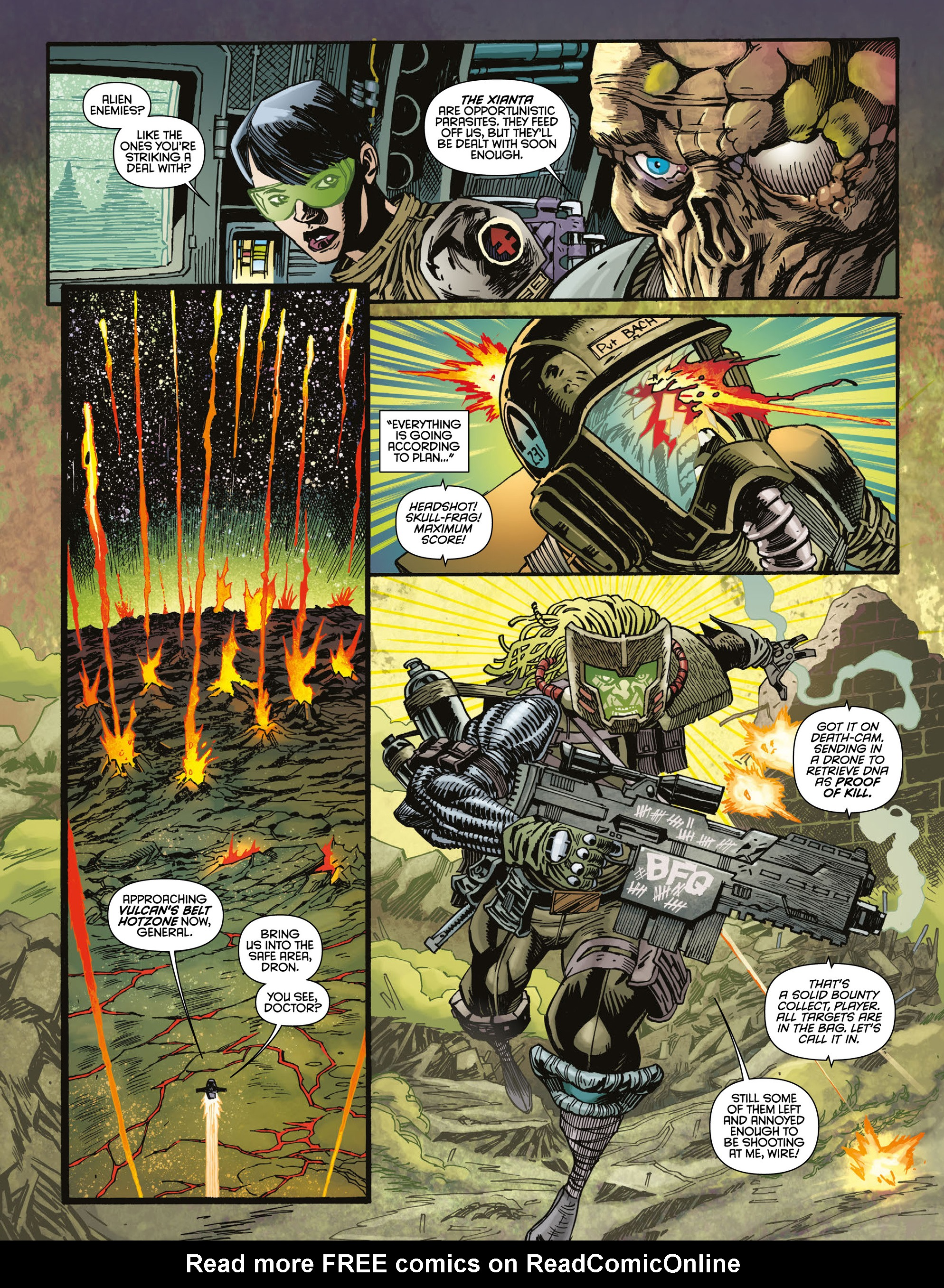 Read online 2000 AD comic -  Issue #2004 - 18