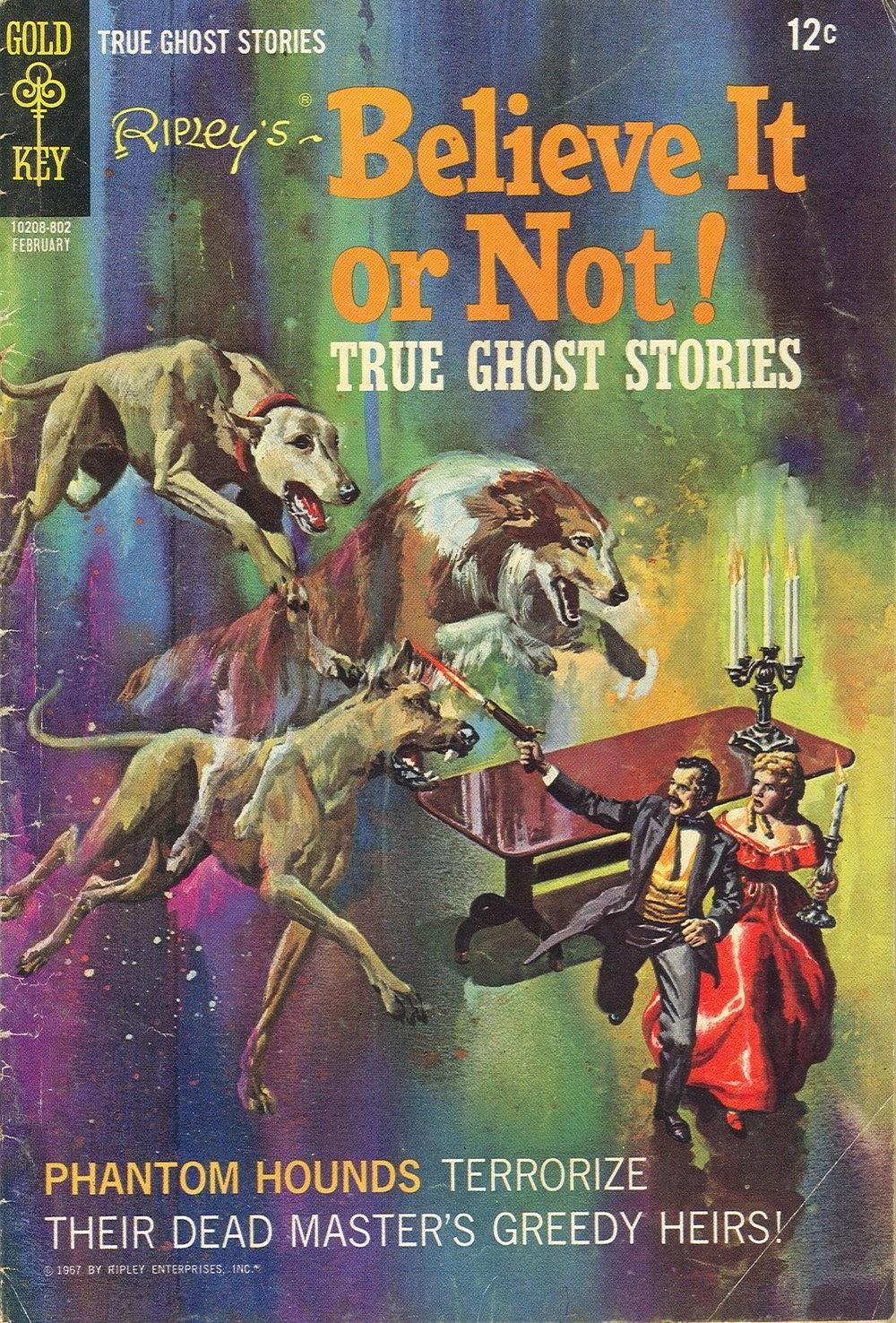 Ripleys Believe it or Not! (1965) 8 Page 1