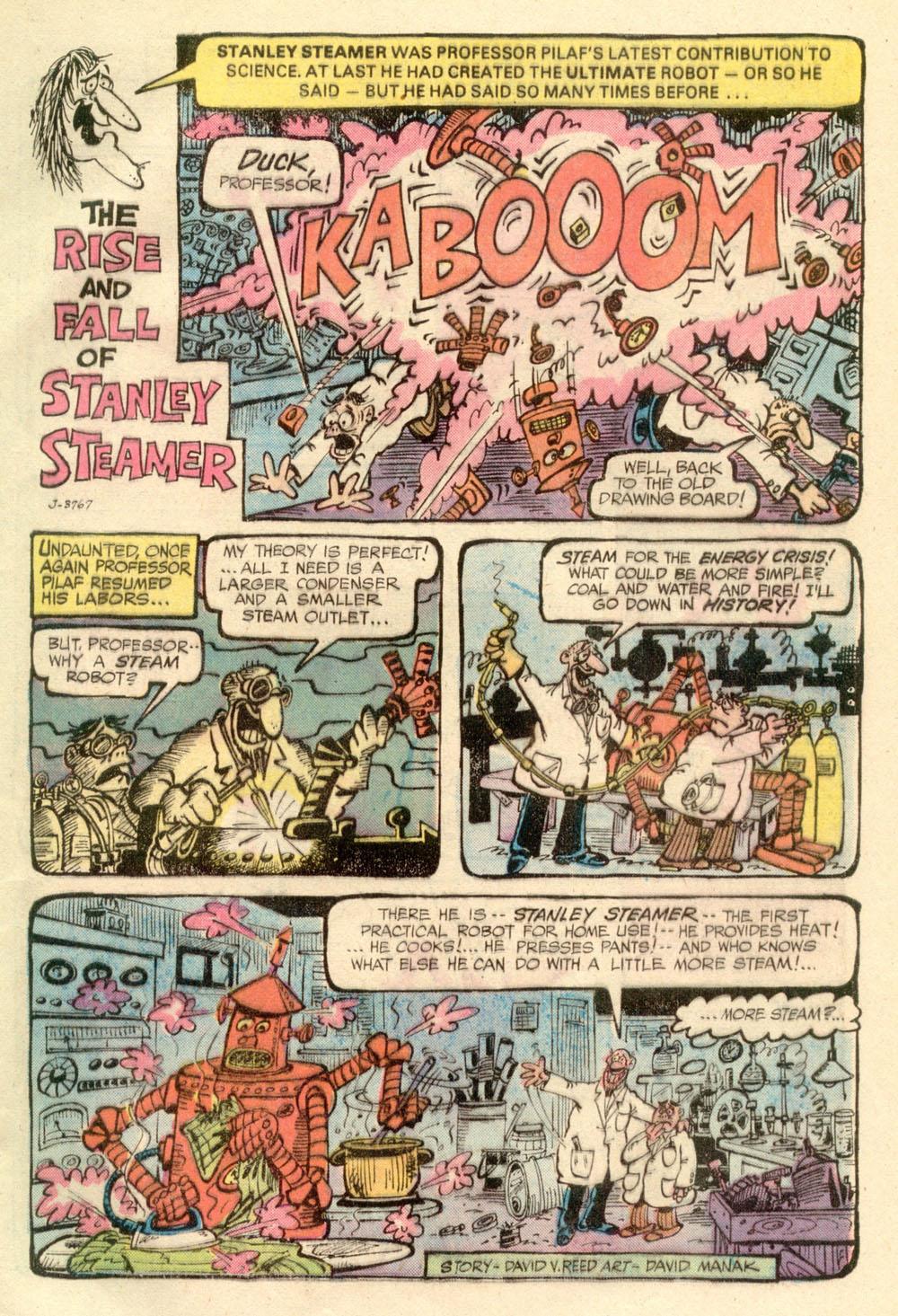 Read online Plop! comic -  Issue #21 - 9