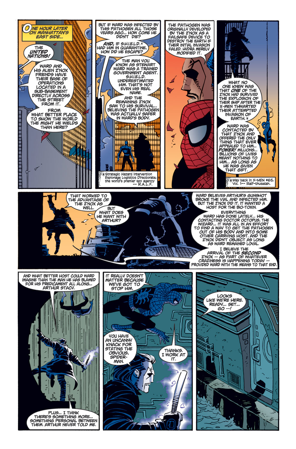 The Amazing Spider-Man (1999) 24 Page 12