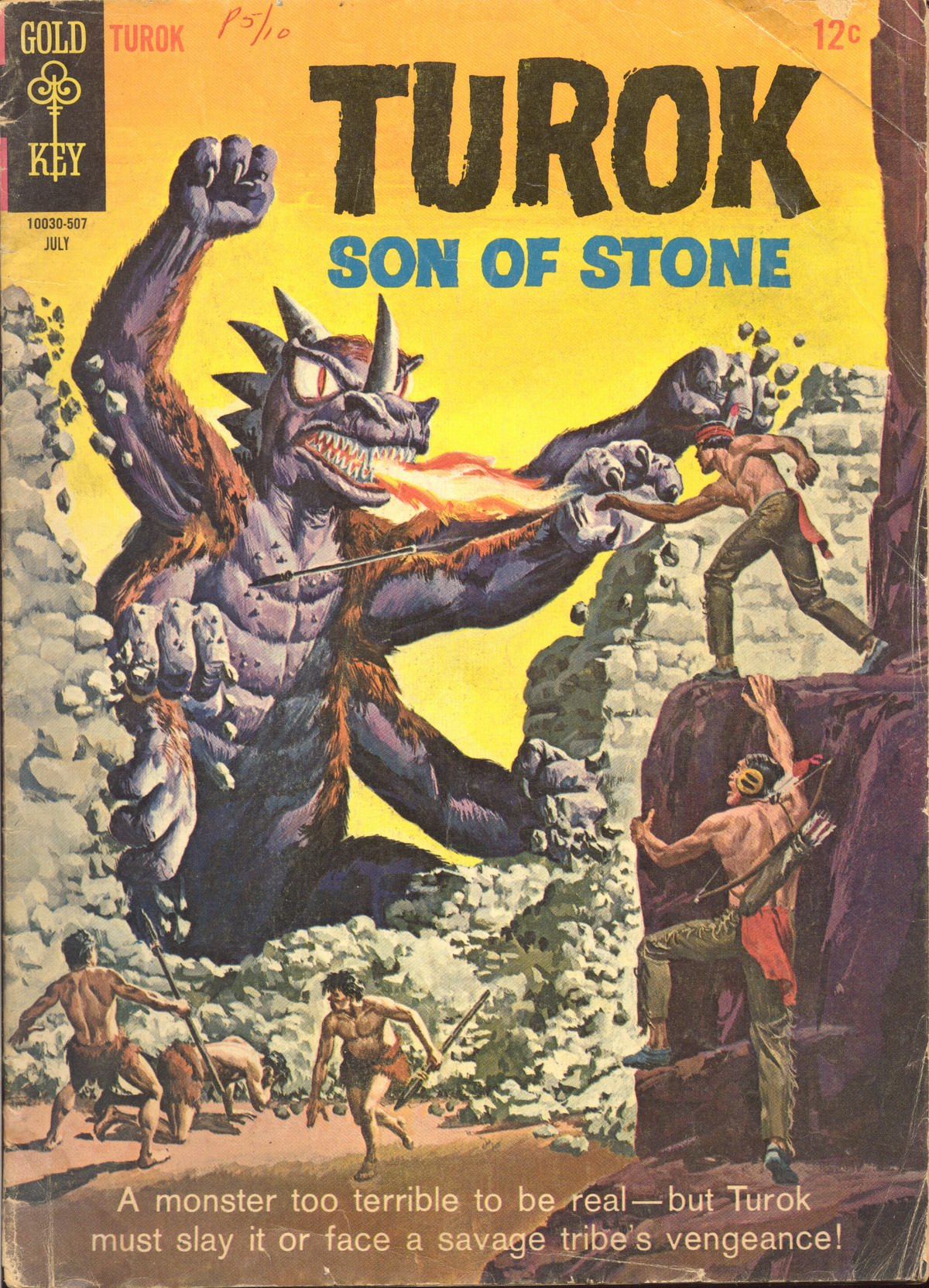 Read online Turok, Son of Stone comic -  Issue #46 - 1