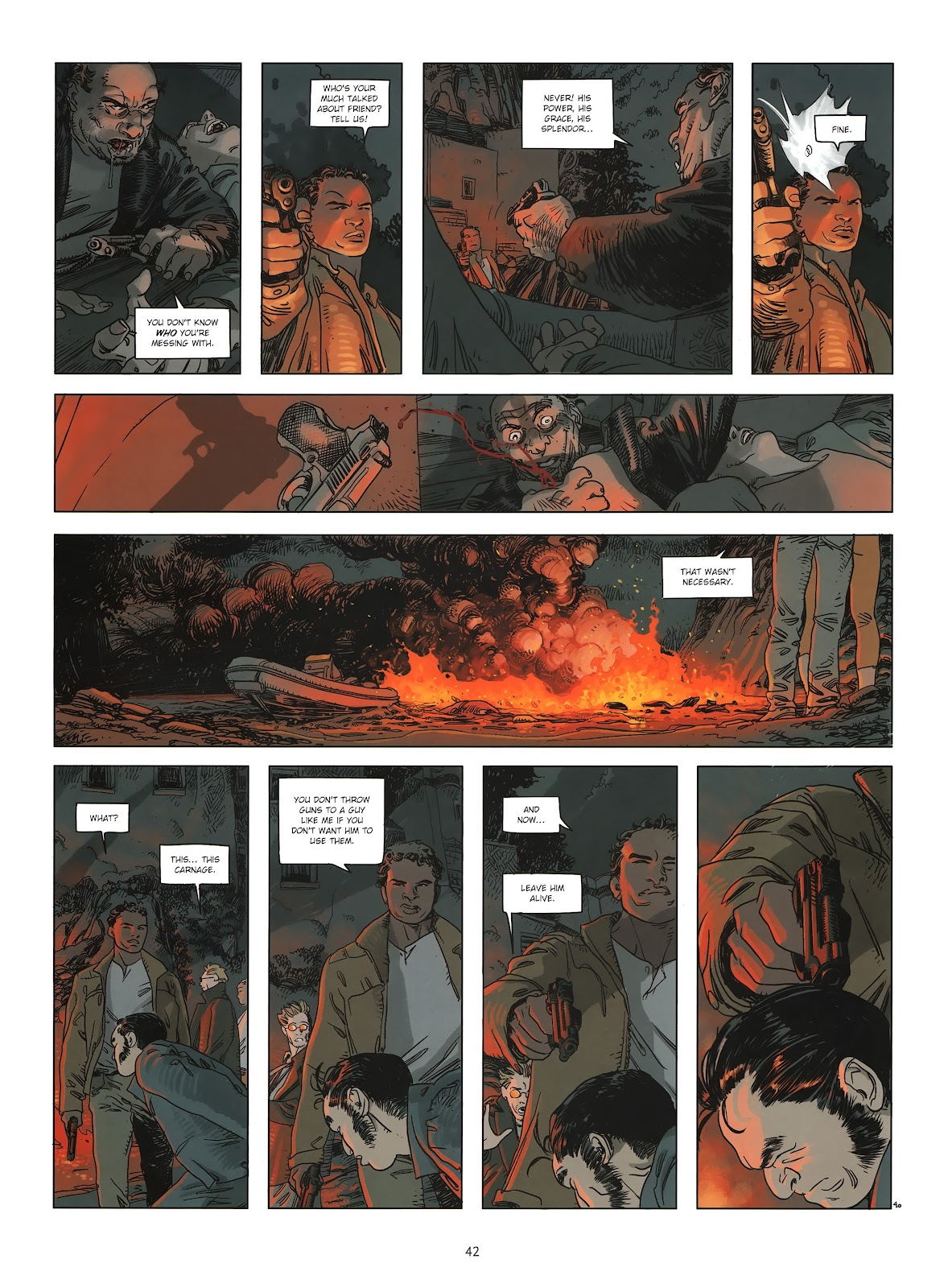 Read online Cutting Edge (2013) comic -  Issue #2 - 41