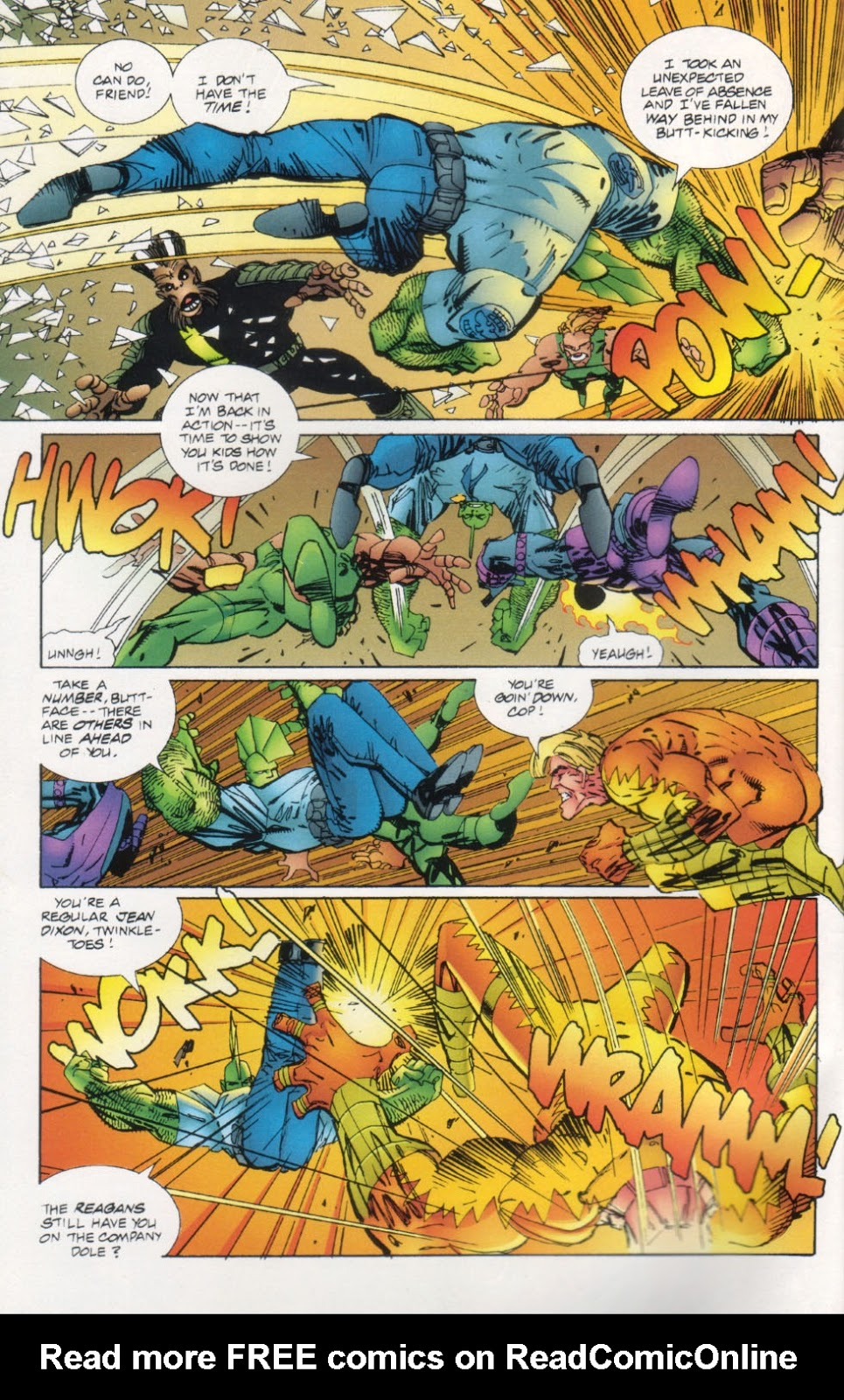 The Savage Dragon (1993) Issue #26 #29 - English 5