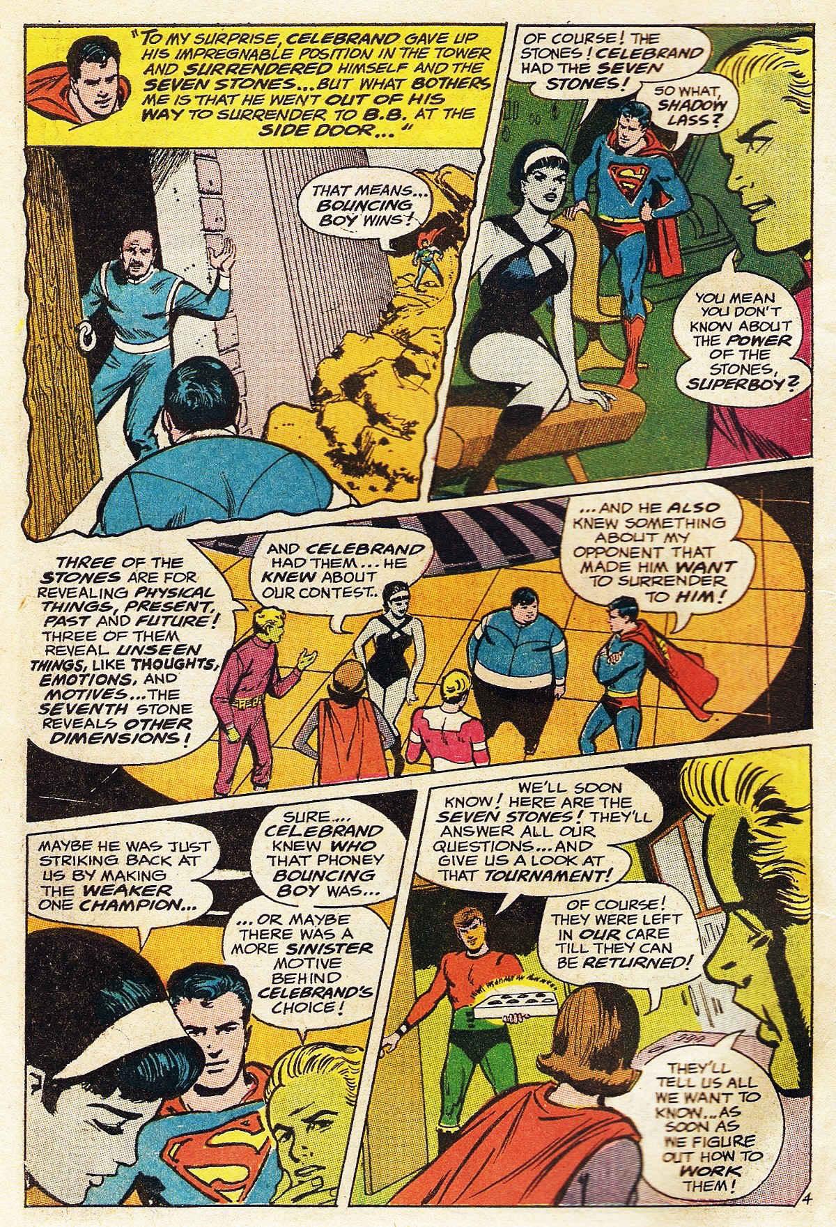 Read online Adventure Comics (1938) comic -  Issue #376 - 6