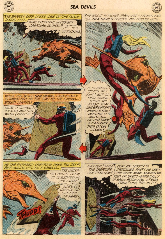 Read online Sea Devils comic -  Issue #5 - 33