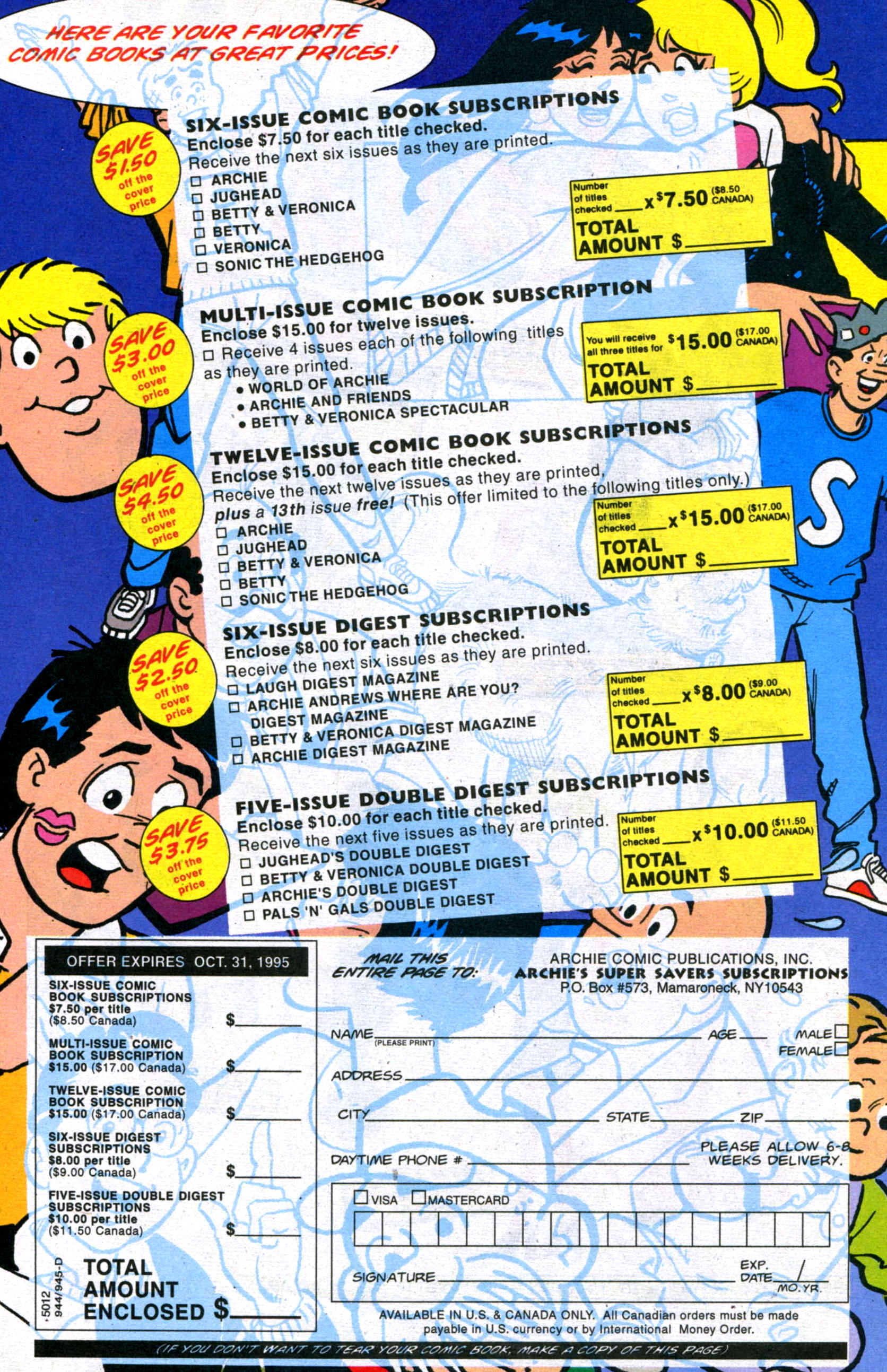 Read online World of Archie comic -  Issue #17 - 20