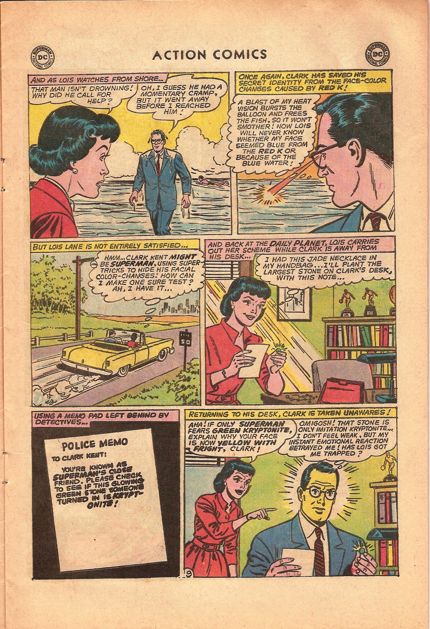 Action Comics (1938) 317 Page 12