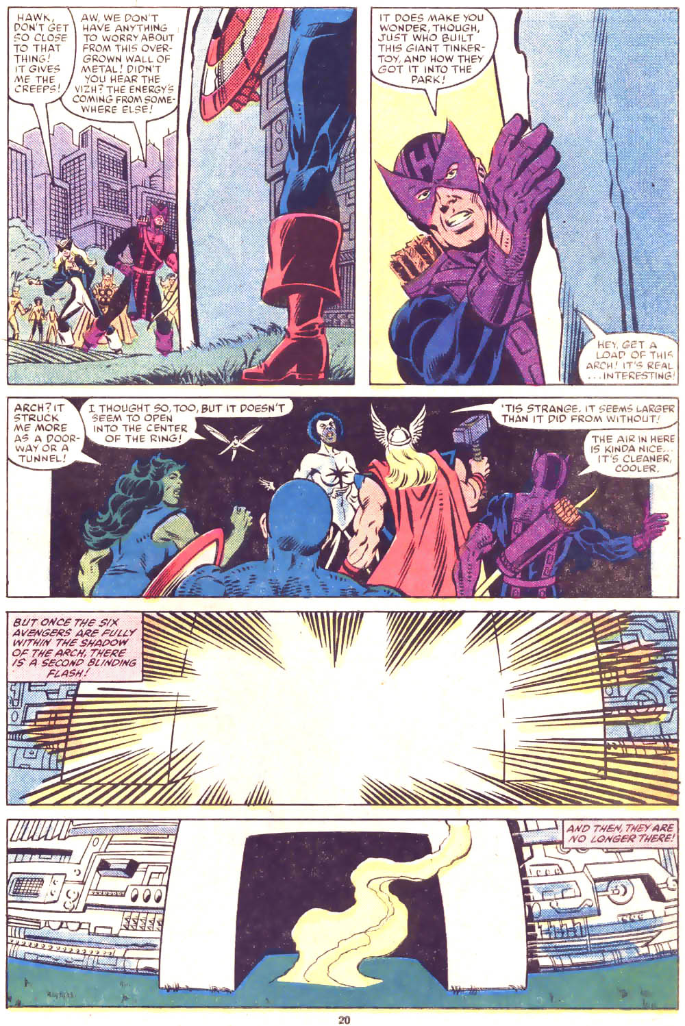 The Avengers (1963) 242 Page 20