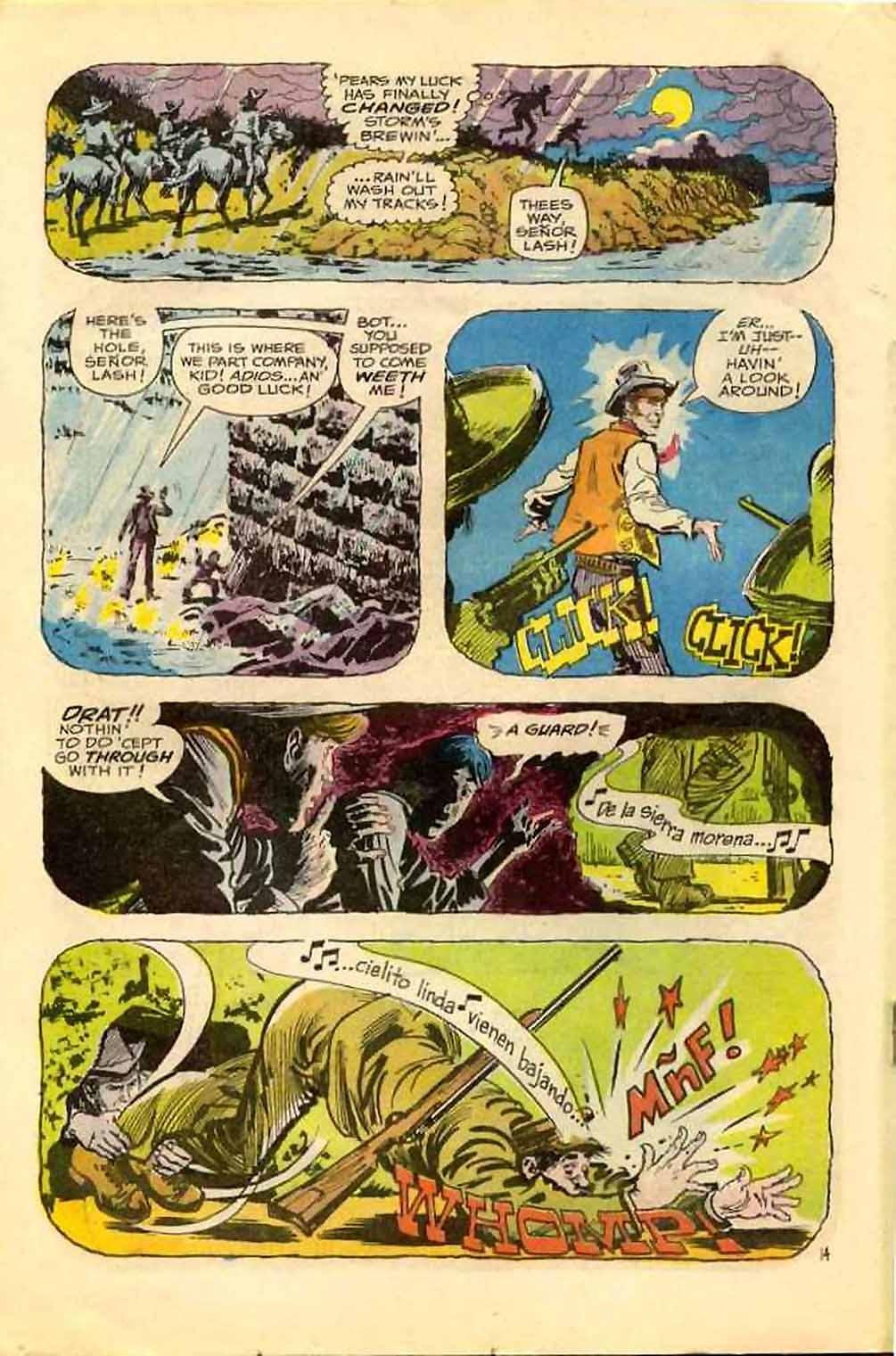 Bat Lash (1968) issue 4 - Page 18