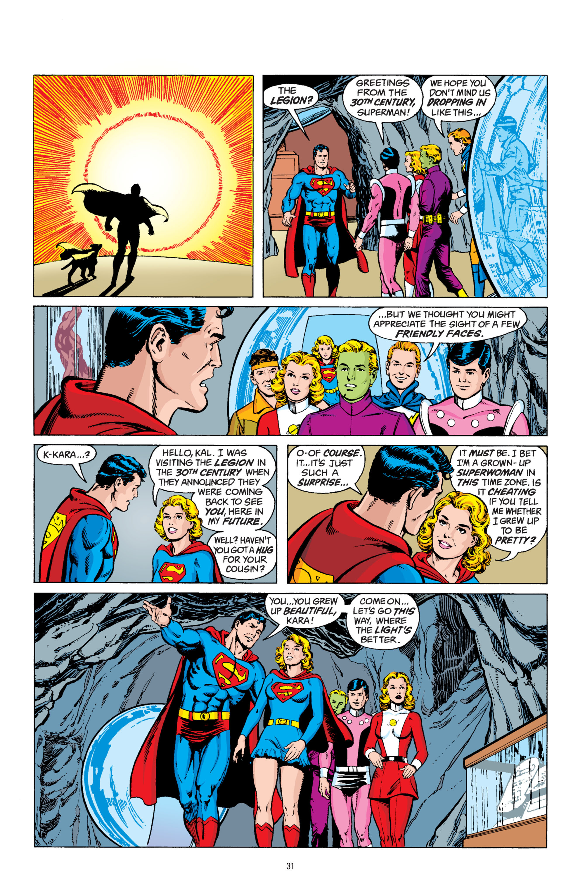 Read online Superman: Whatever Happened to the Man of Tomorrow? comic -  Issue # TPB - 30