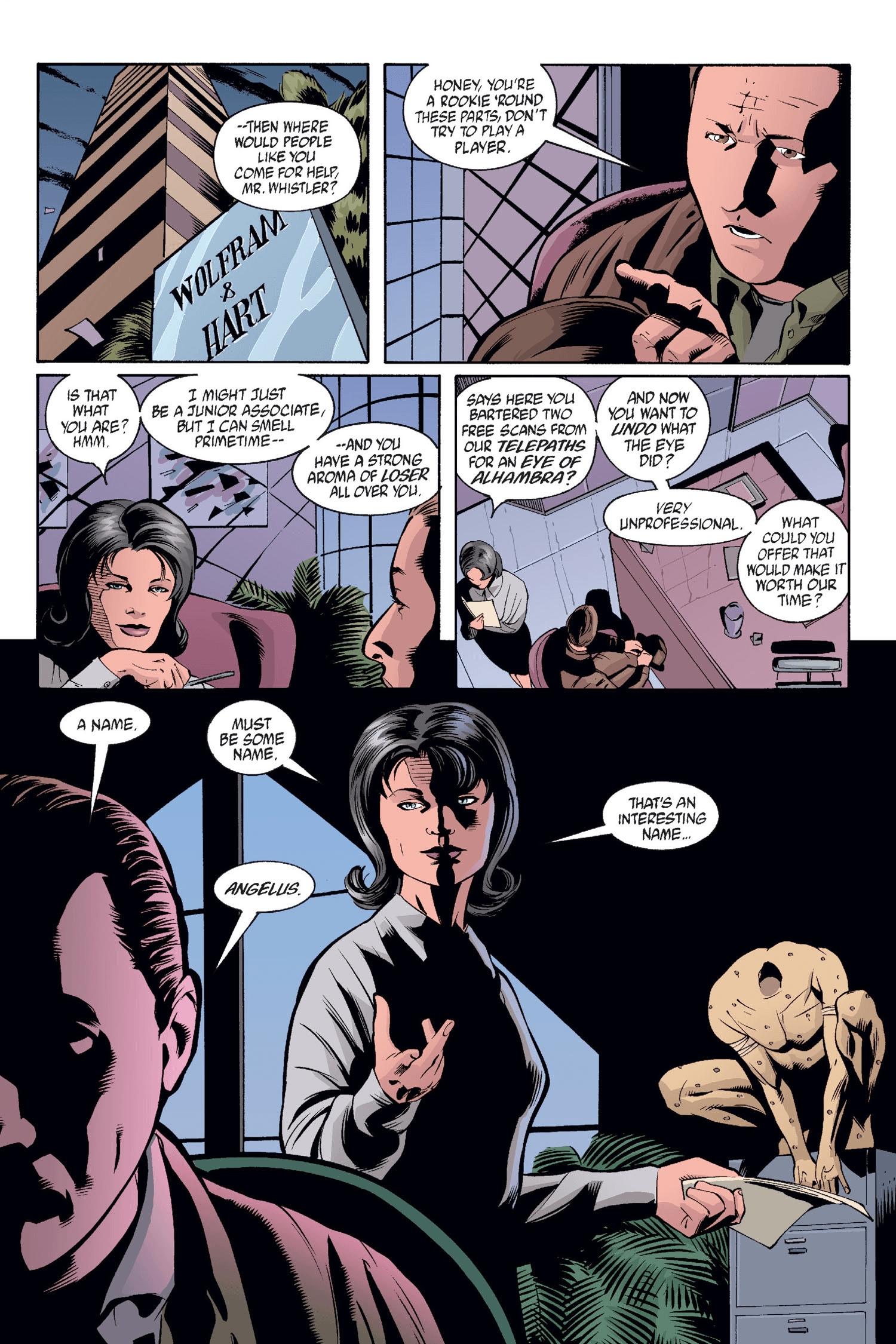 Read online Buffy the Vampire Slayer: Omnibus comic -  Issue # TPB 2 - 51