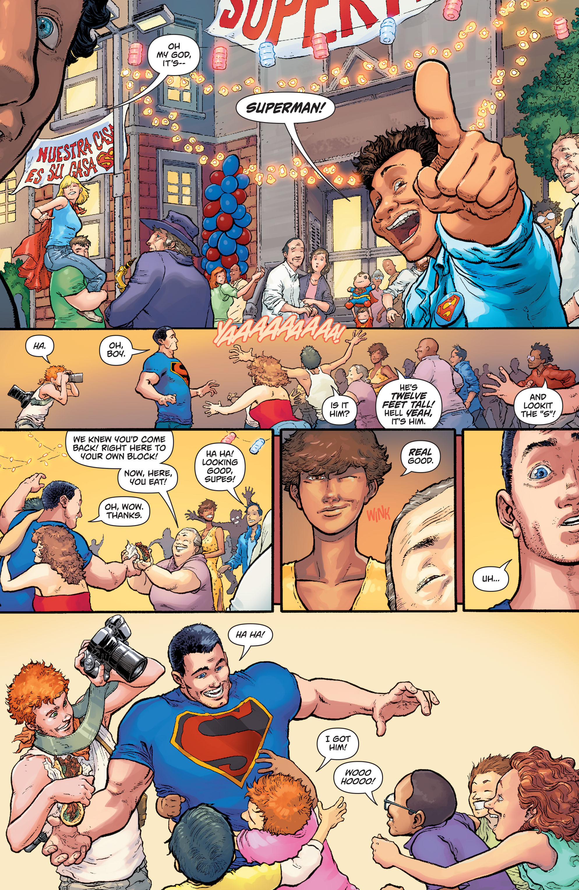 Read online Action Comics (2011) comic -  Issue #41 - 16
