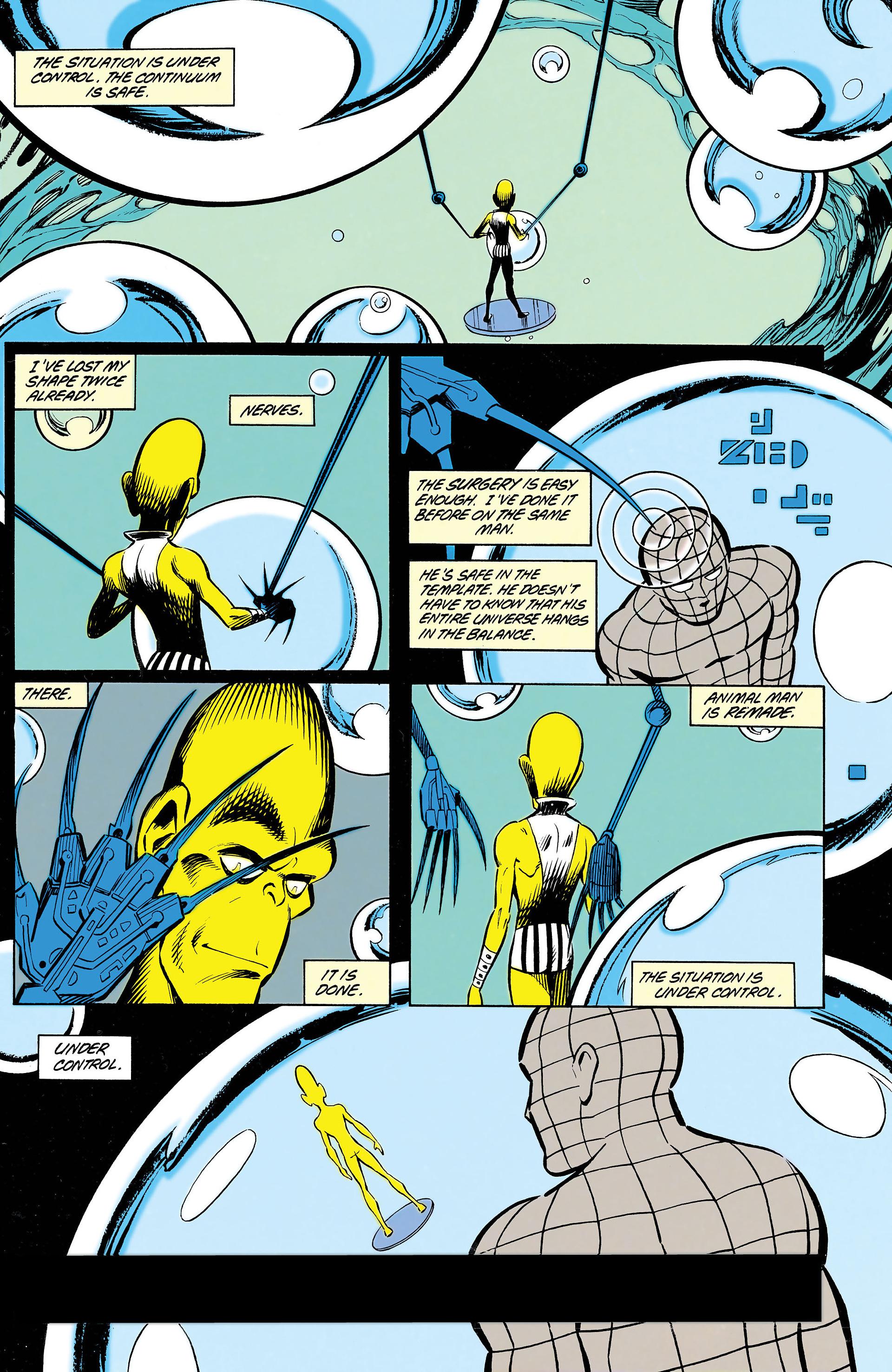 Read online Animal Man (1988) comic -  Issue #11 - 2