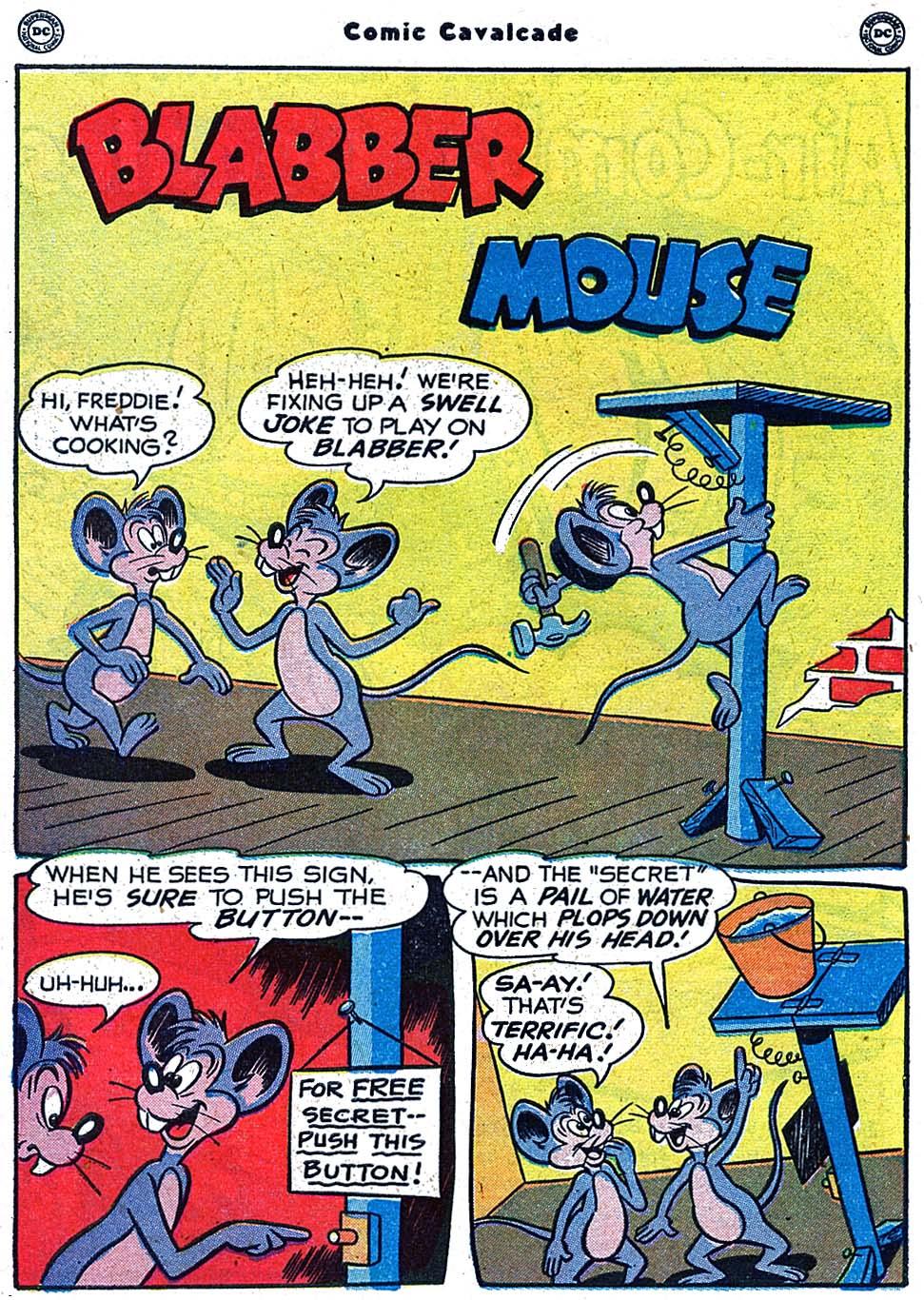 Comic Cavalcade issue 38 - Page 12