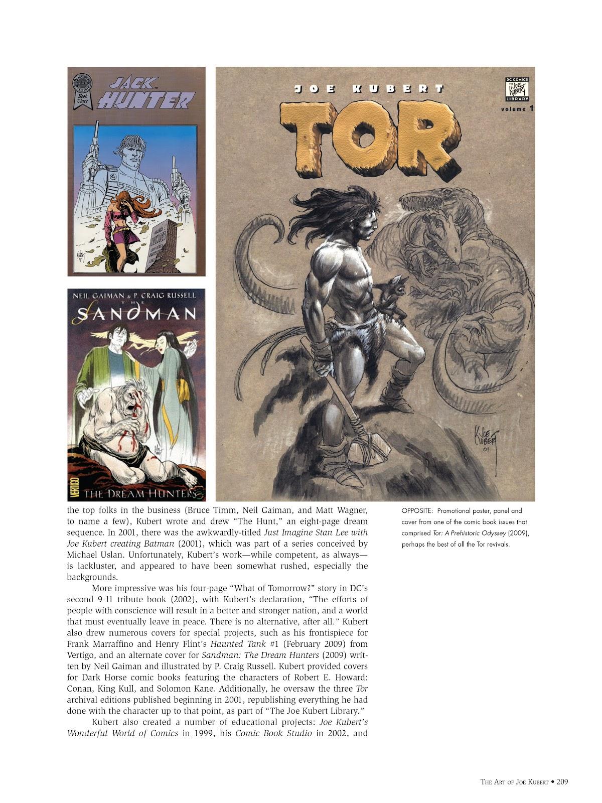 Read online The Art of Joe Kubert comic -  Issue # TPB (Part 3) - 9