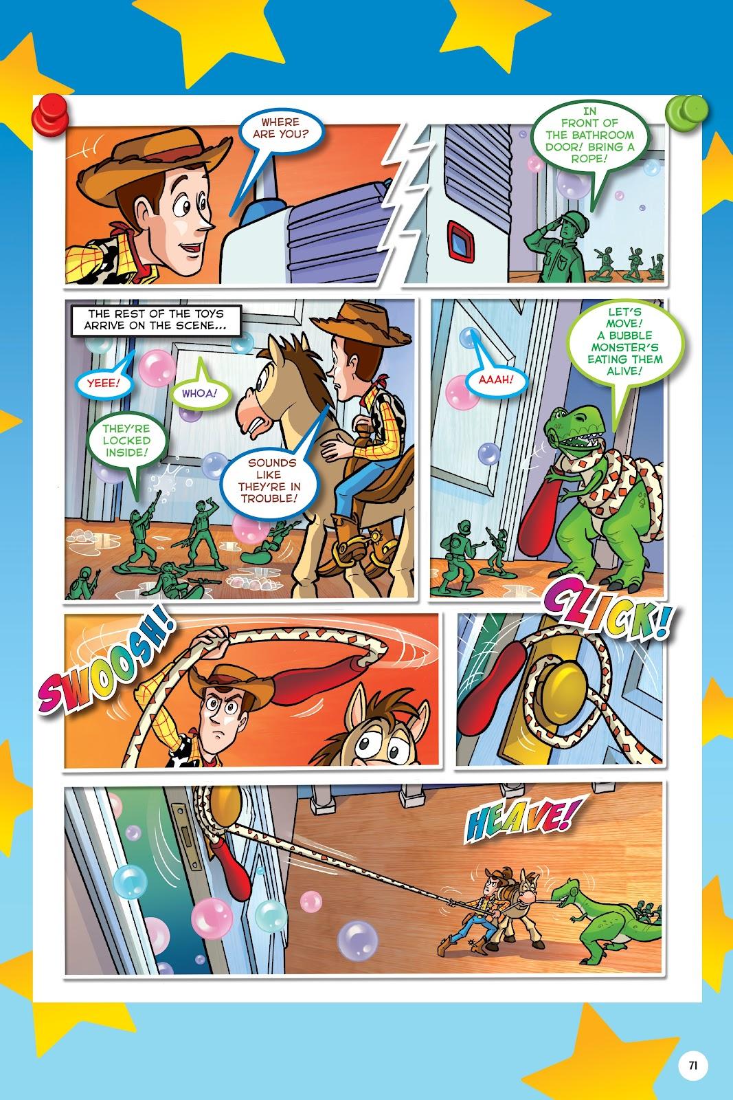 Read online DISNEY·PIXAR Toy Story Adventures comic -  Issue # TPB 1 (Part 1) - 71