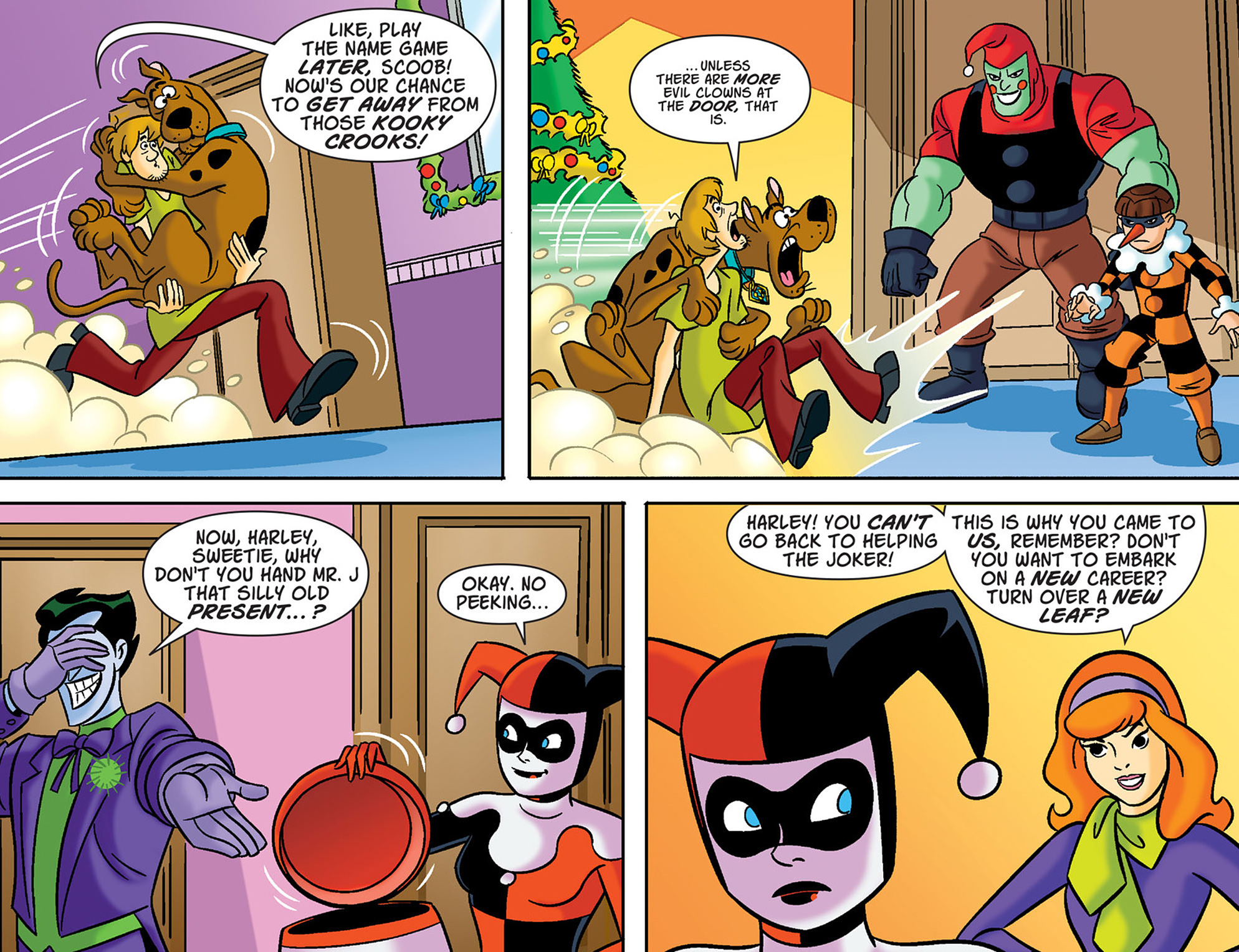 Read online Scooby-Doo! Team-Up comic -  Issue #42 - 13