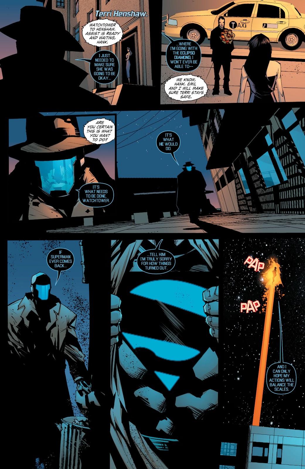 Read online Smallville Season 11 [II] comic -  Issue # TPB 8 - 165