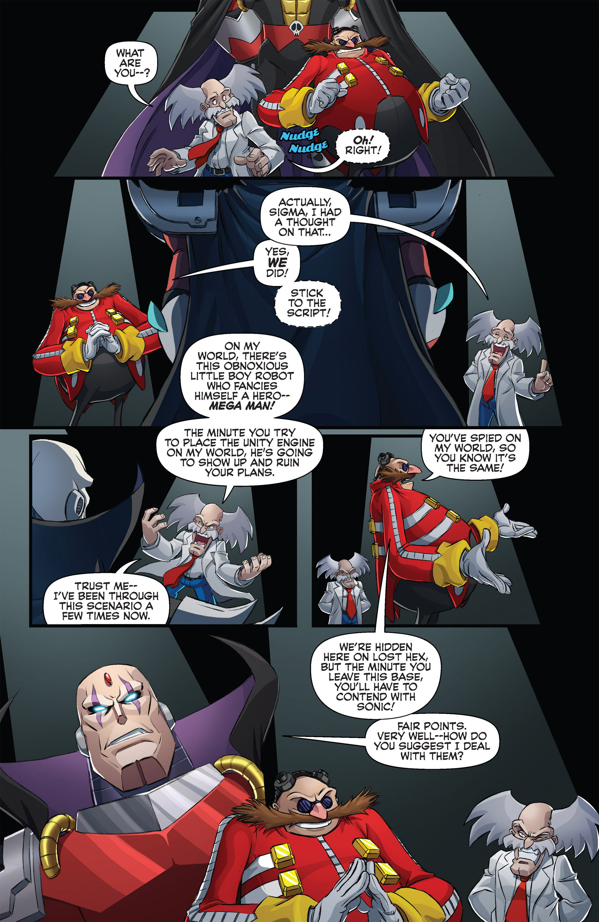 Read online Sonic Universe comic -  Issue #76 - 18