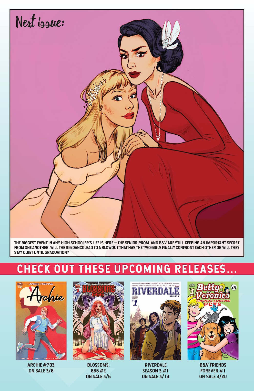 Read online Betty & Veronica (2019) comic -  Issue #3 - 23