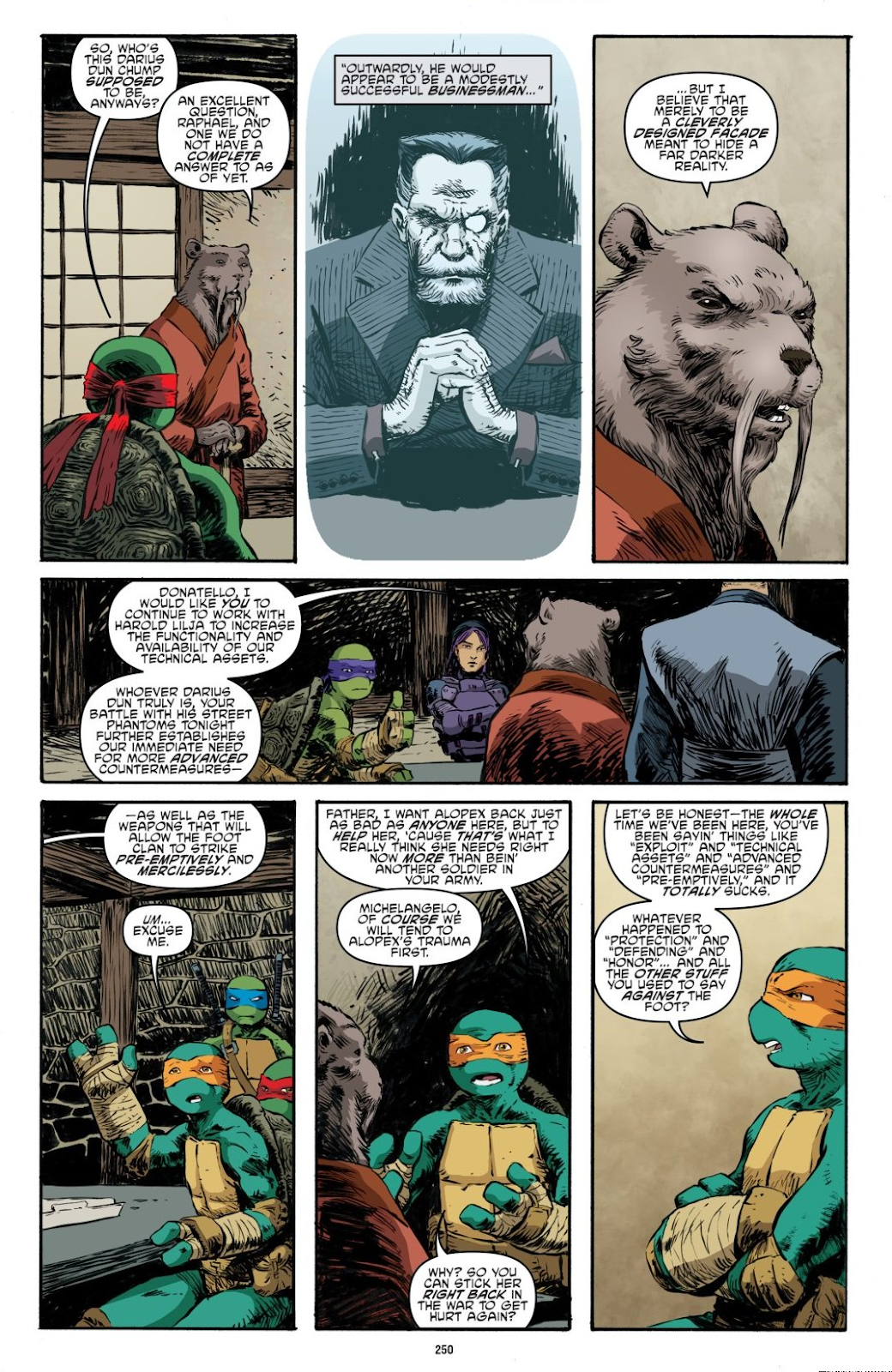 Read online Teenage Mutant Ninja Turtles: The IDW Collection comic -  Issue # TPB 7 (Part 3) - 42