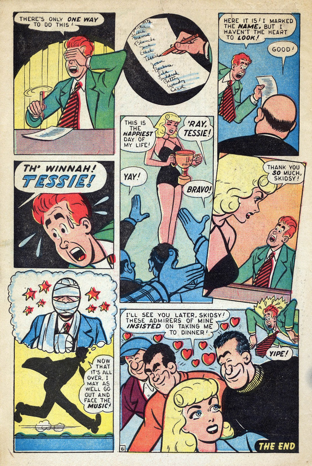 Read online Gay Comics comic -  Issue #31 - 8