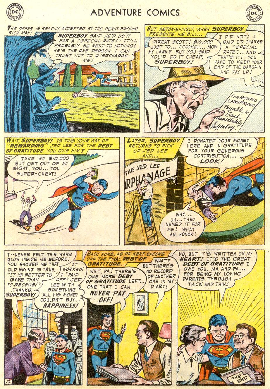 Read online Adventure Comics (1938) comic -  Issue #231 - 15