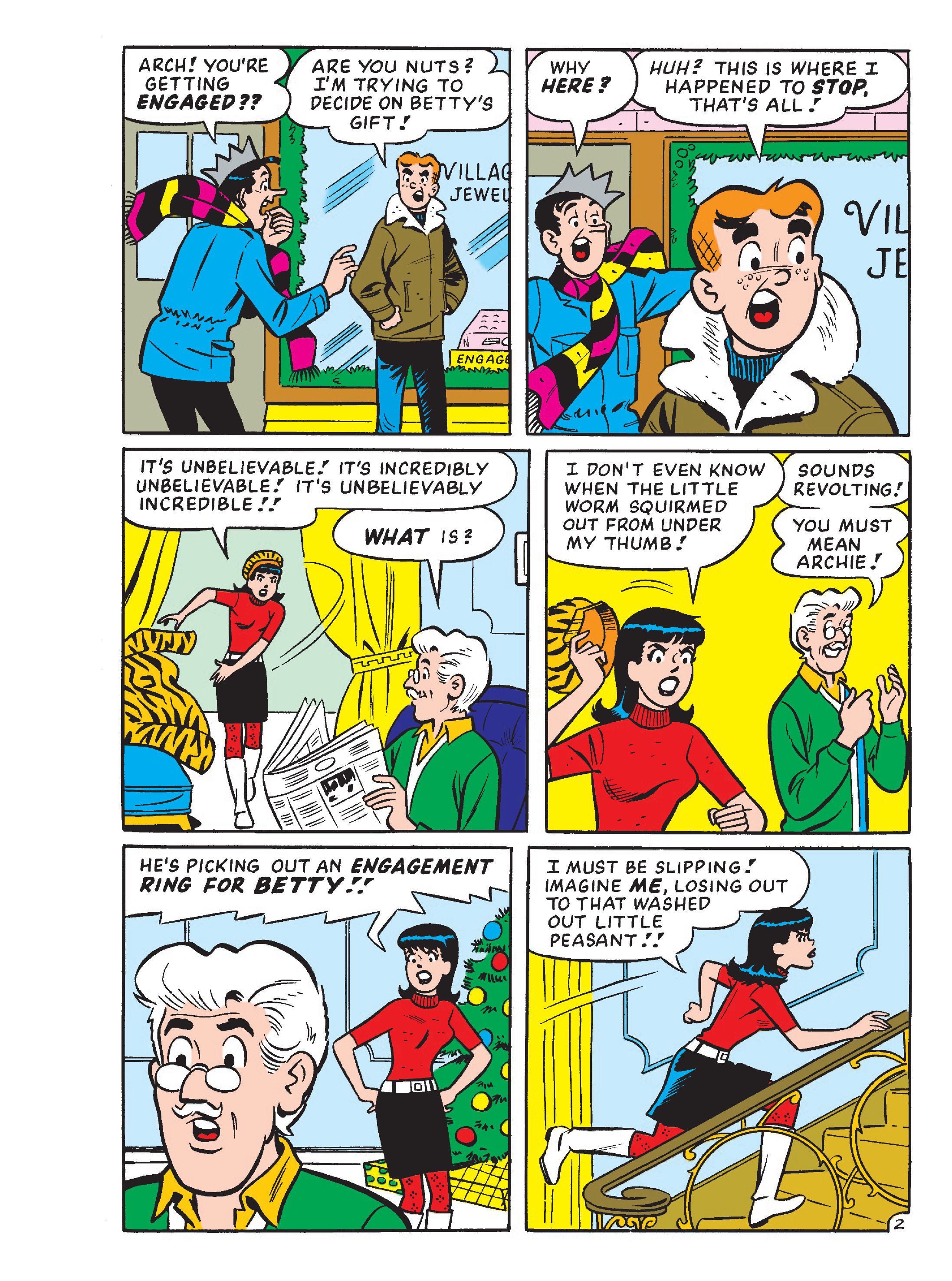 Read online World of Archie Double Digest comic -  Issue #64 - 18