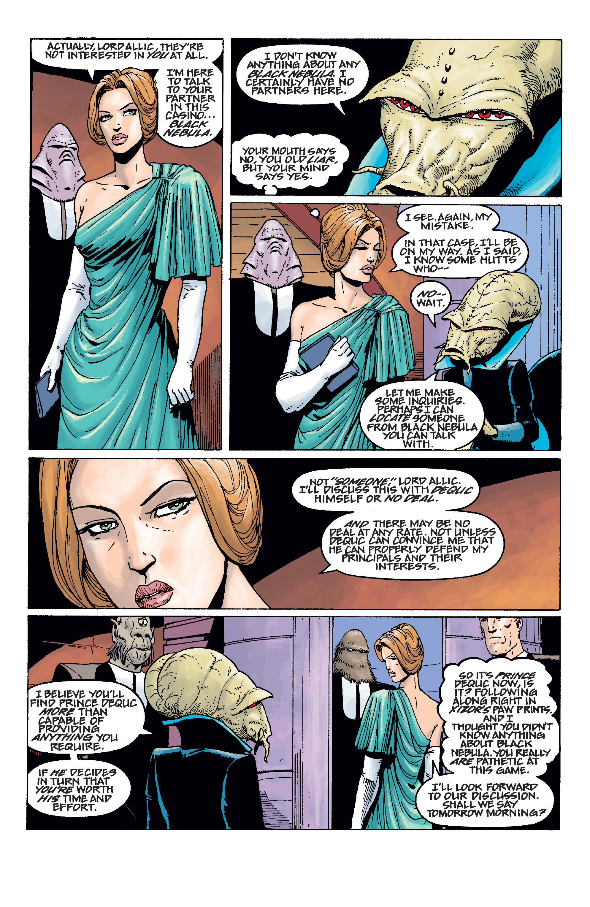 Read online Star Wars Omnibus comic -  Issue # Vol. 11 - 262